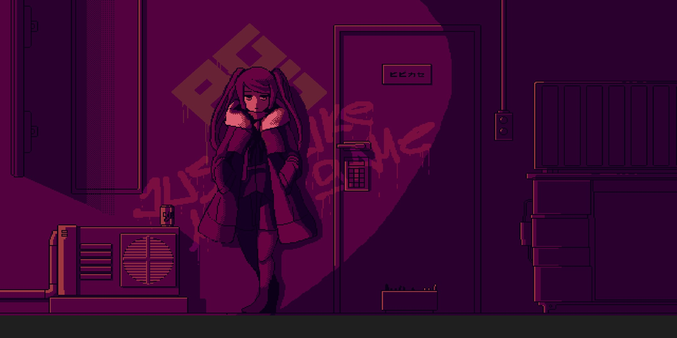 Jill VA-11 Hall-A Wallpaper, HD Anime 4K Wallpapers ...