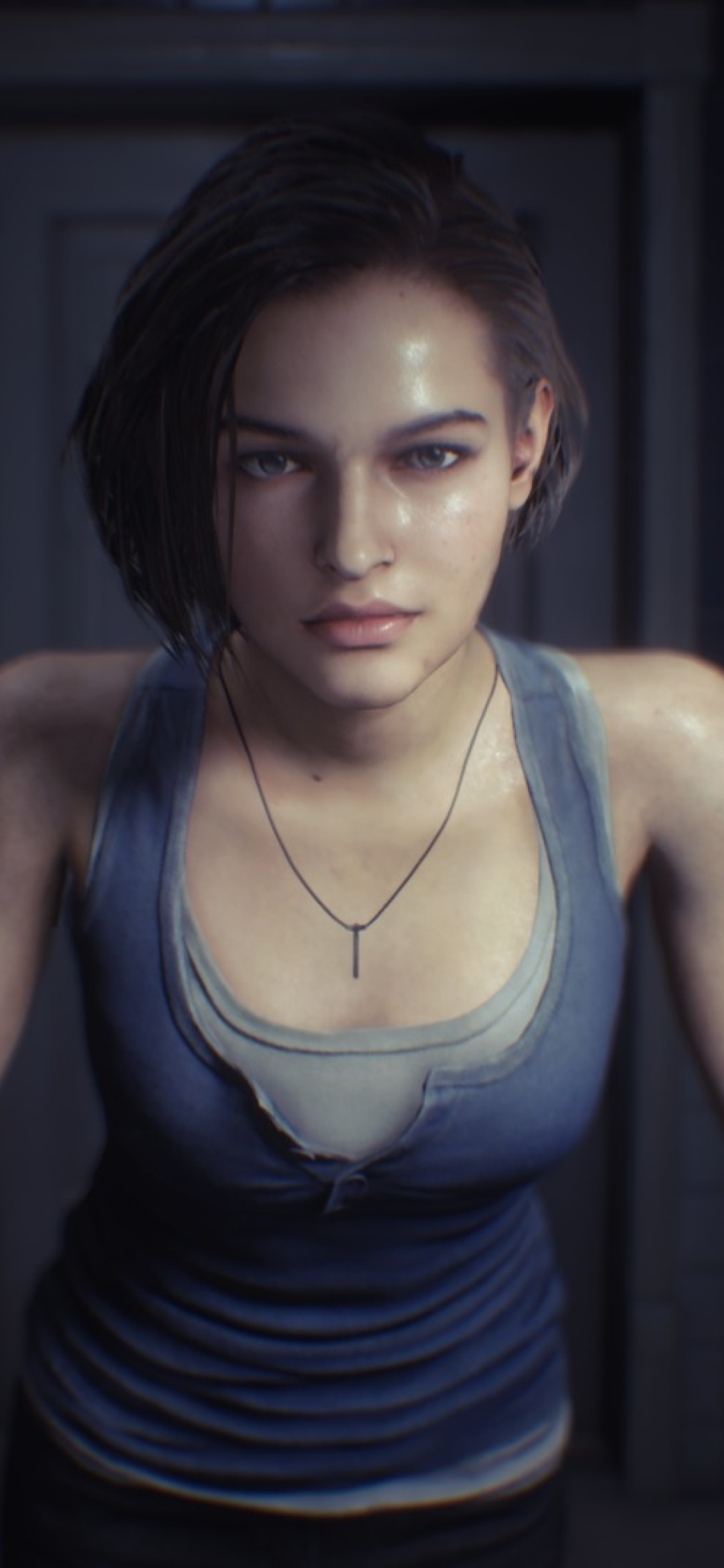 1125x2436 Jill Valentine Resident Evil 3 Remake Iphone Xs Iphone