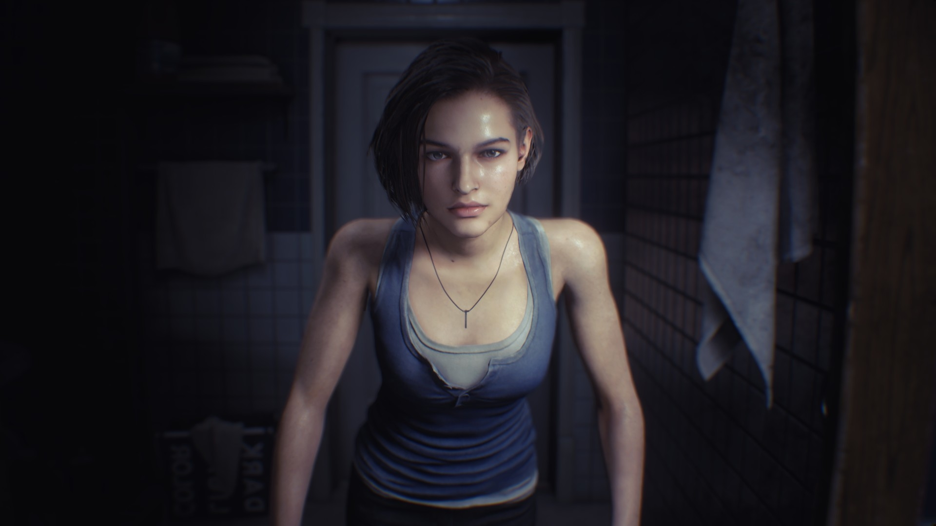 Jill Valentine Resident Evil 3 Remake Wallpaper Hd Games 4k