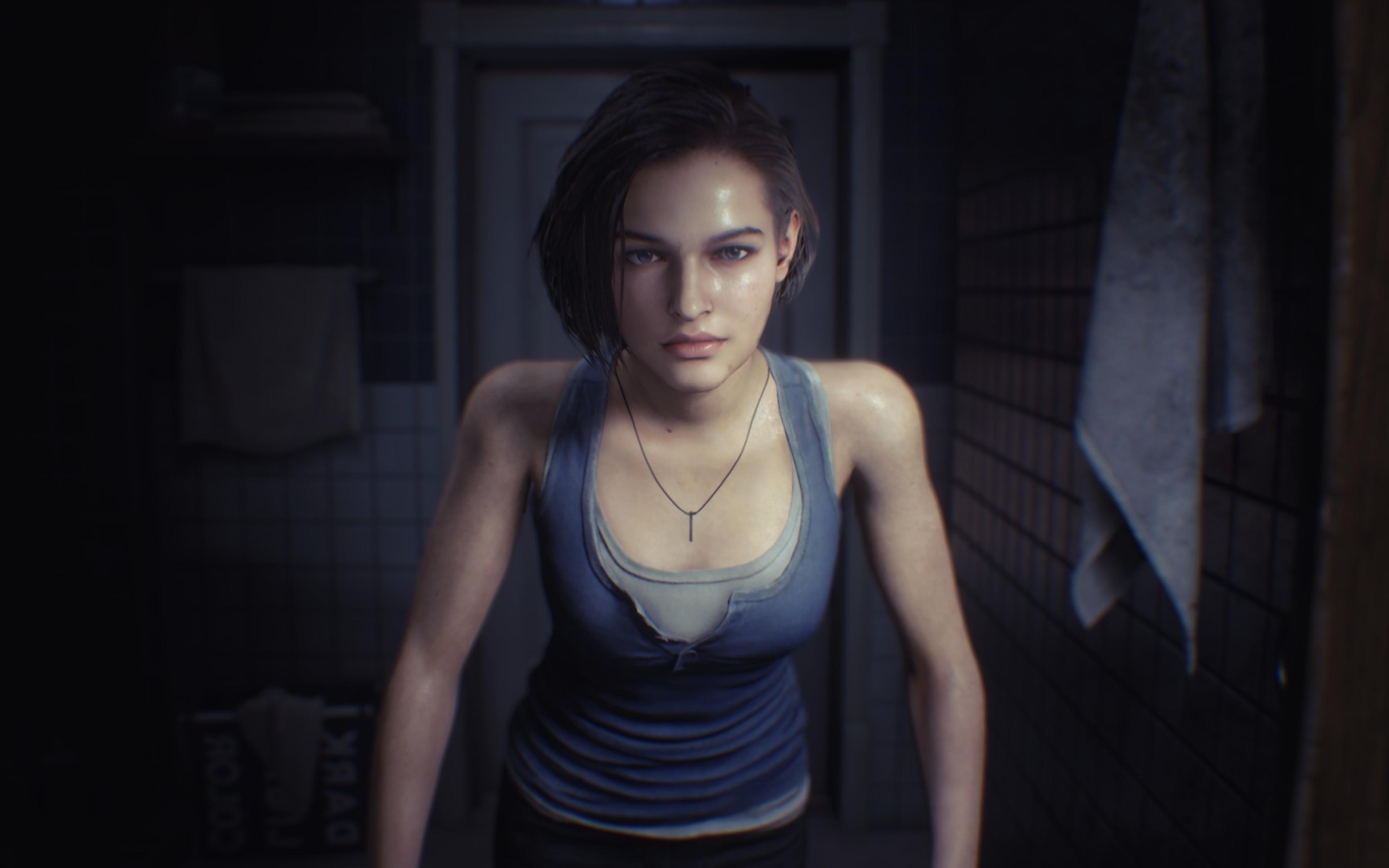 Resident Evil 3 : Jill Valentine - Blossom-Moon
