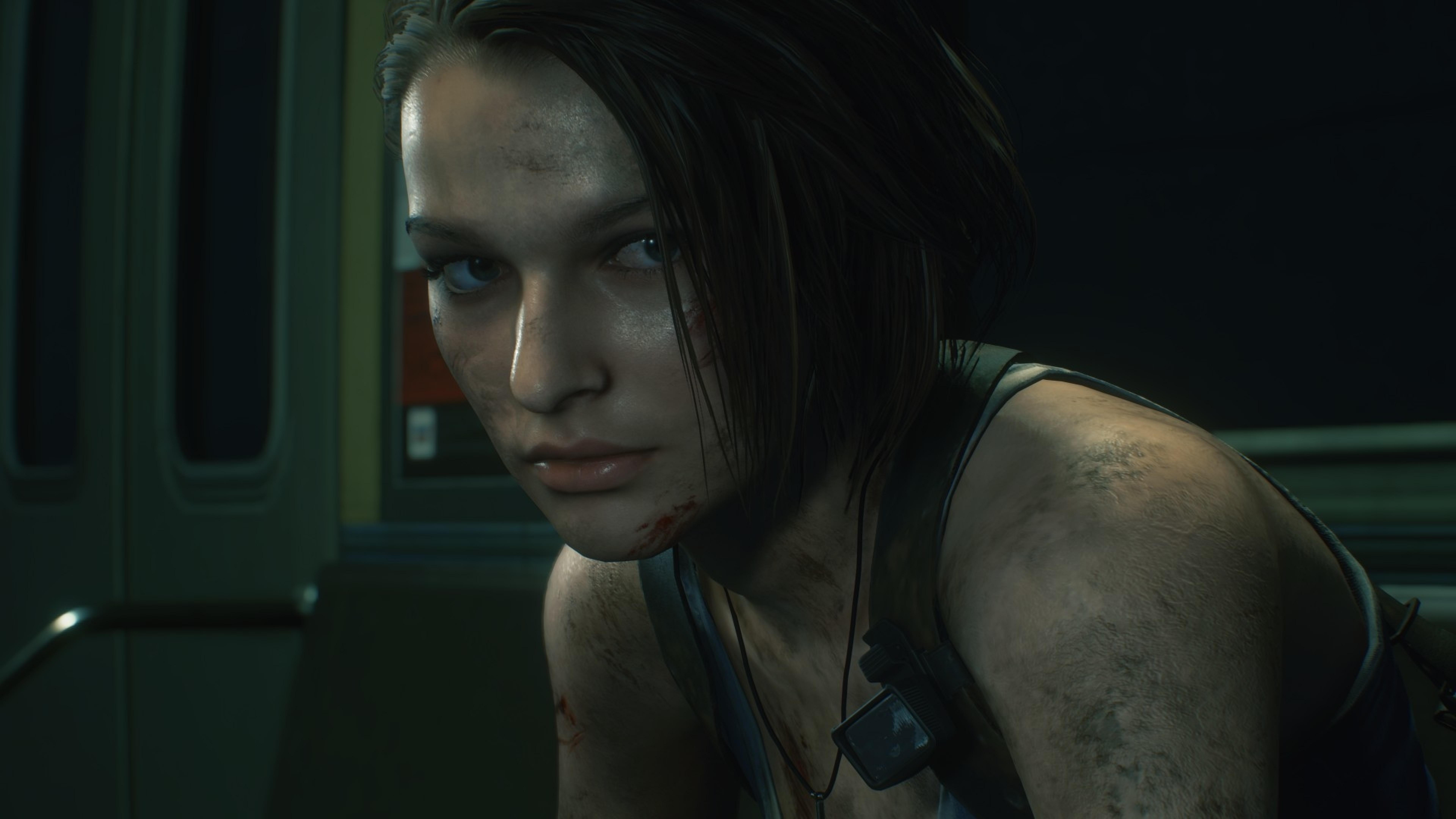 7680x4320 Jill Valentine Resident Evil 3 8k Wallpaper Hd Games 4k