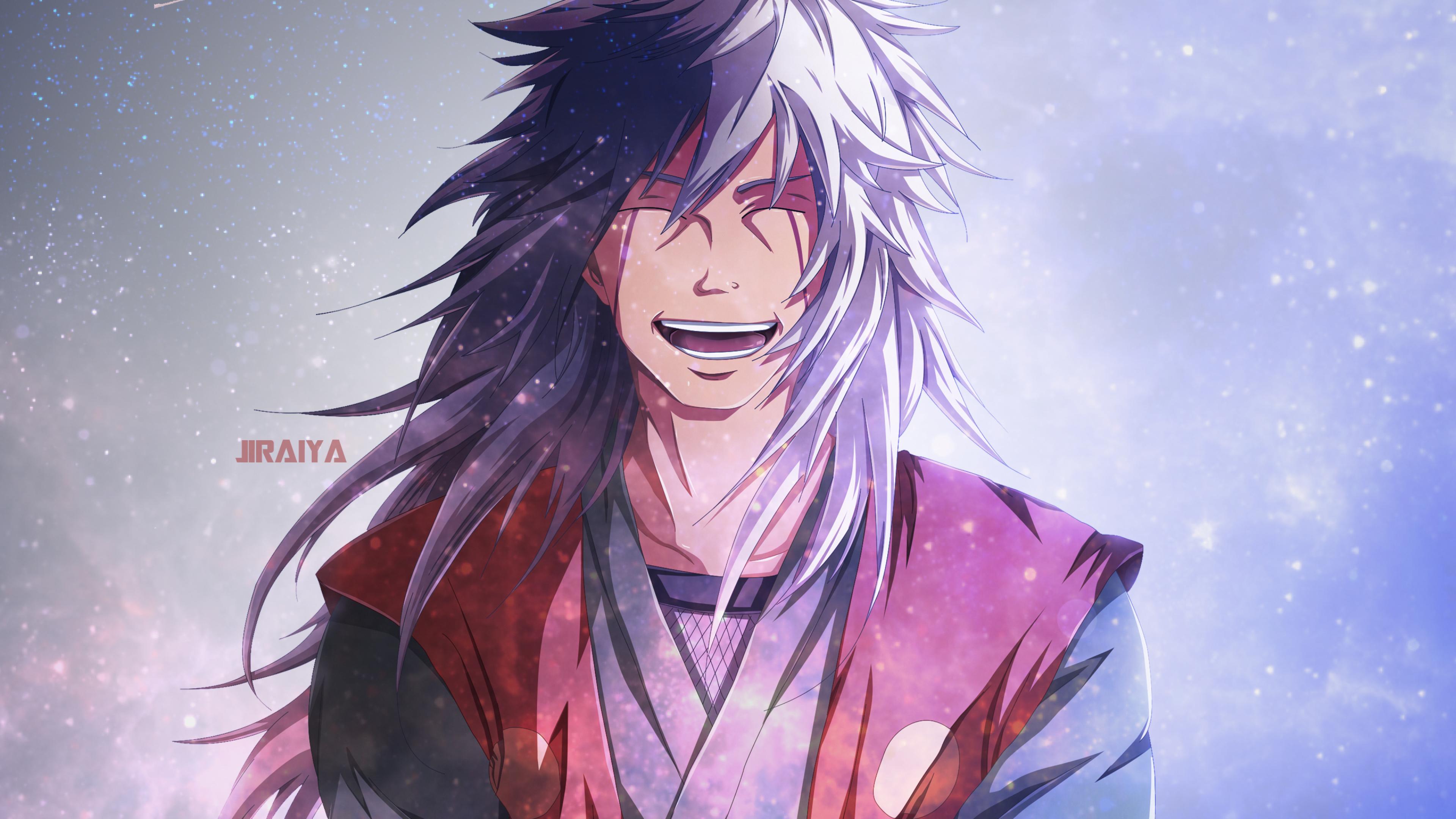 3840x2160 Jiraiya Naruto 4K Wallpaper, HD Anime 4K ...