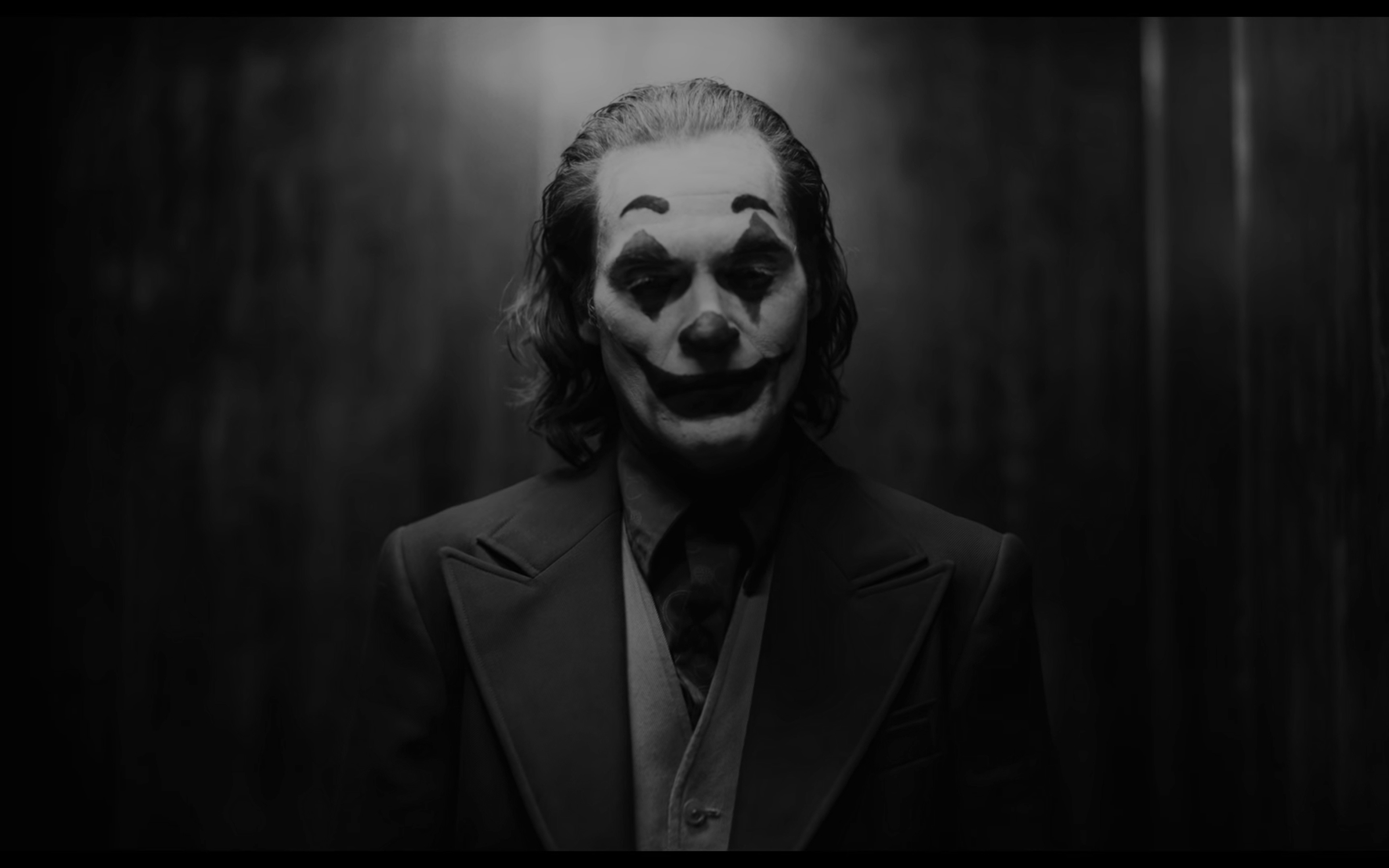 3840x2400 Joaquin Phoenix As Joker Monochrome 4K 3840x2400 ...