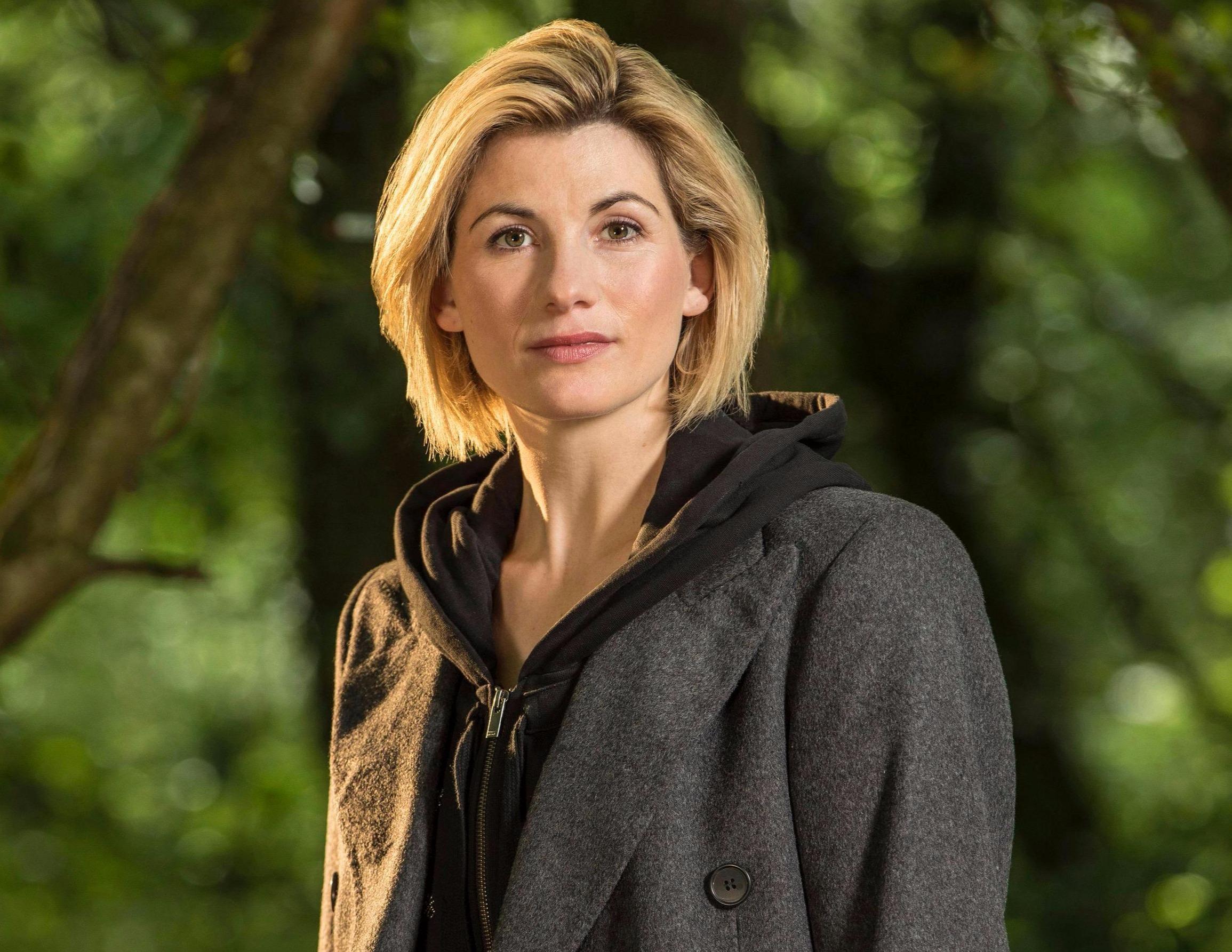 Jodie Whittaker From Doctor Who Wallpaper Hd Celebrities 4k