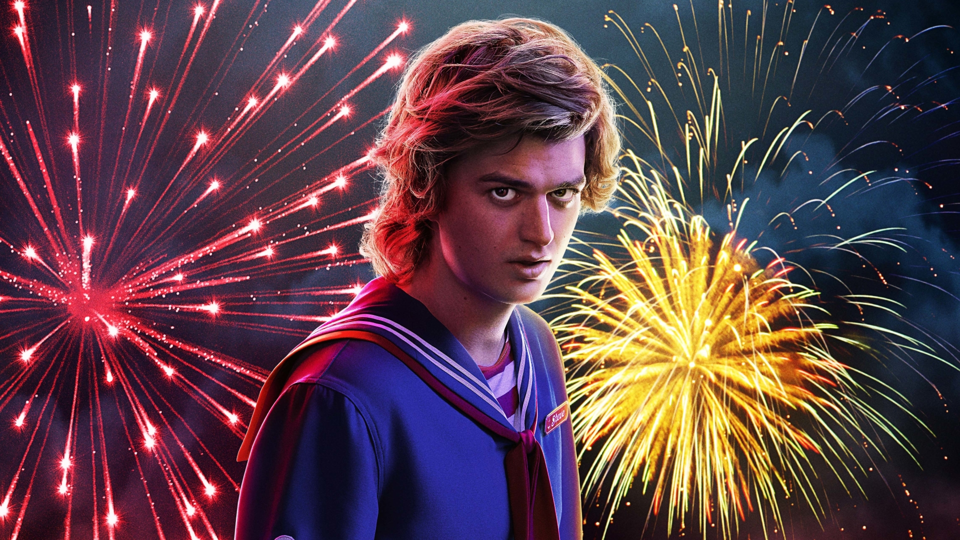 1920x1080 Joe Keery Stranger Things 3 1080p Laptop Full Hd