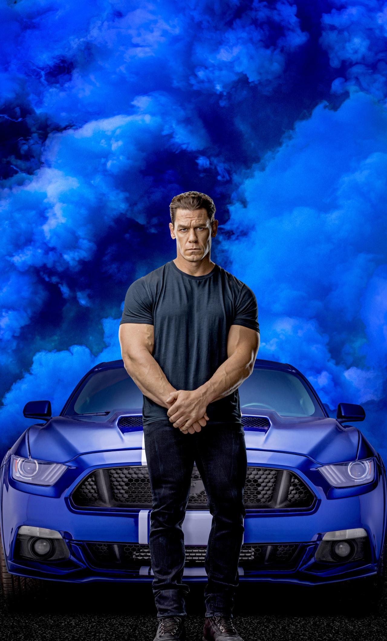 1280x2120 John Cena Fast And Furious 9 iPhone 6 plus ...