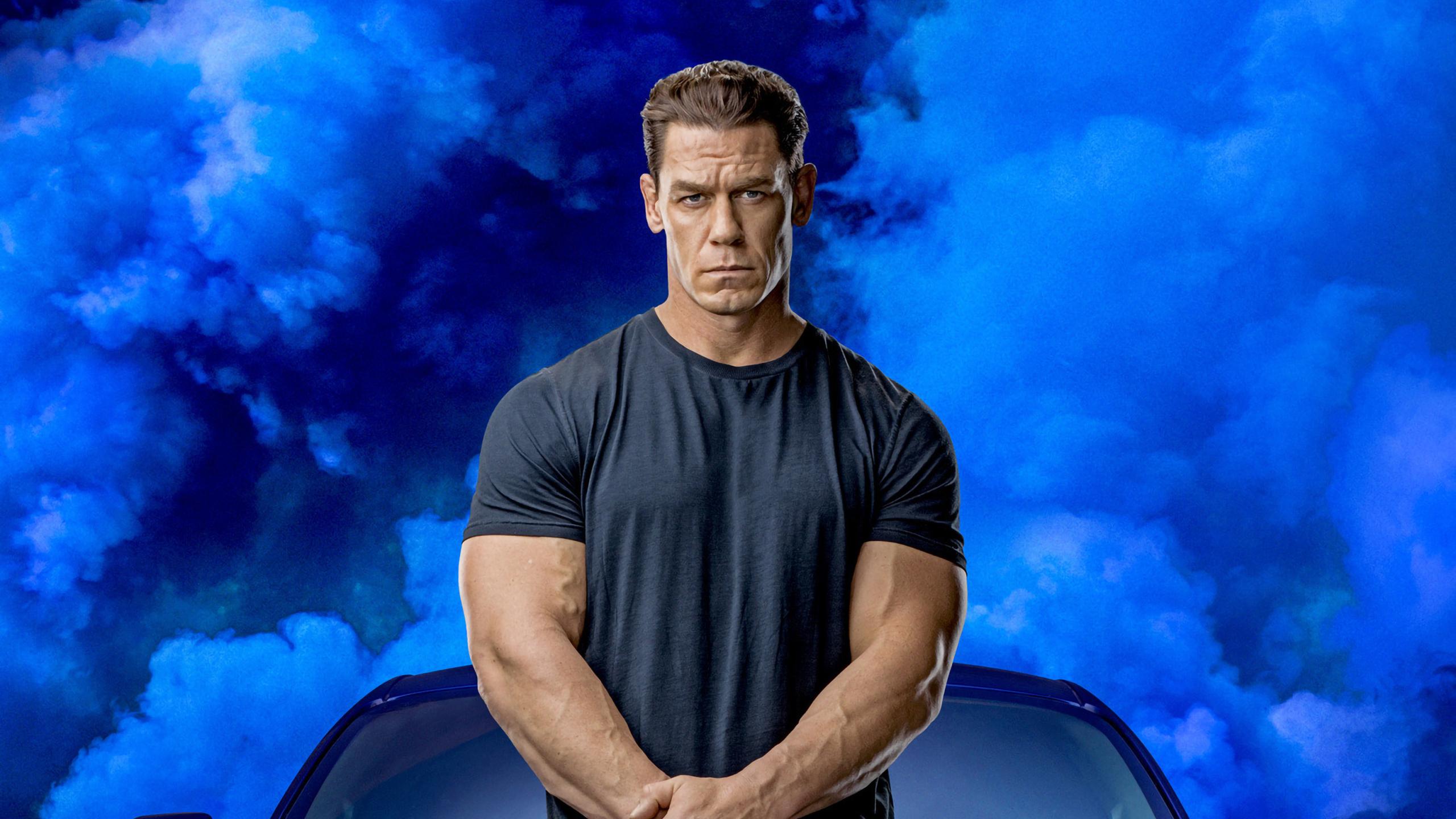 2560x1440 John Cena Fast And Furious 9 1440P Resolution ...