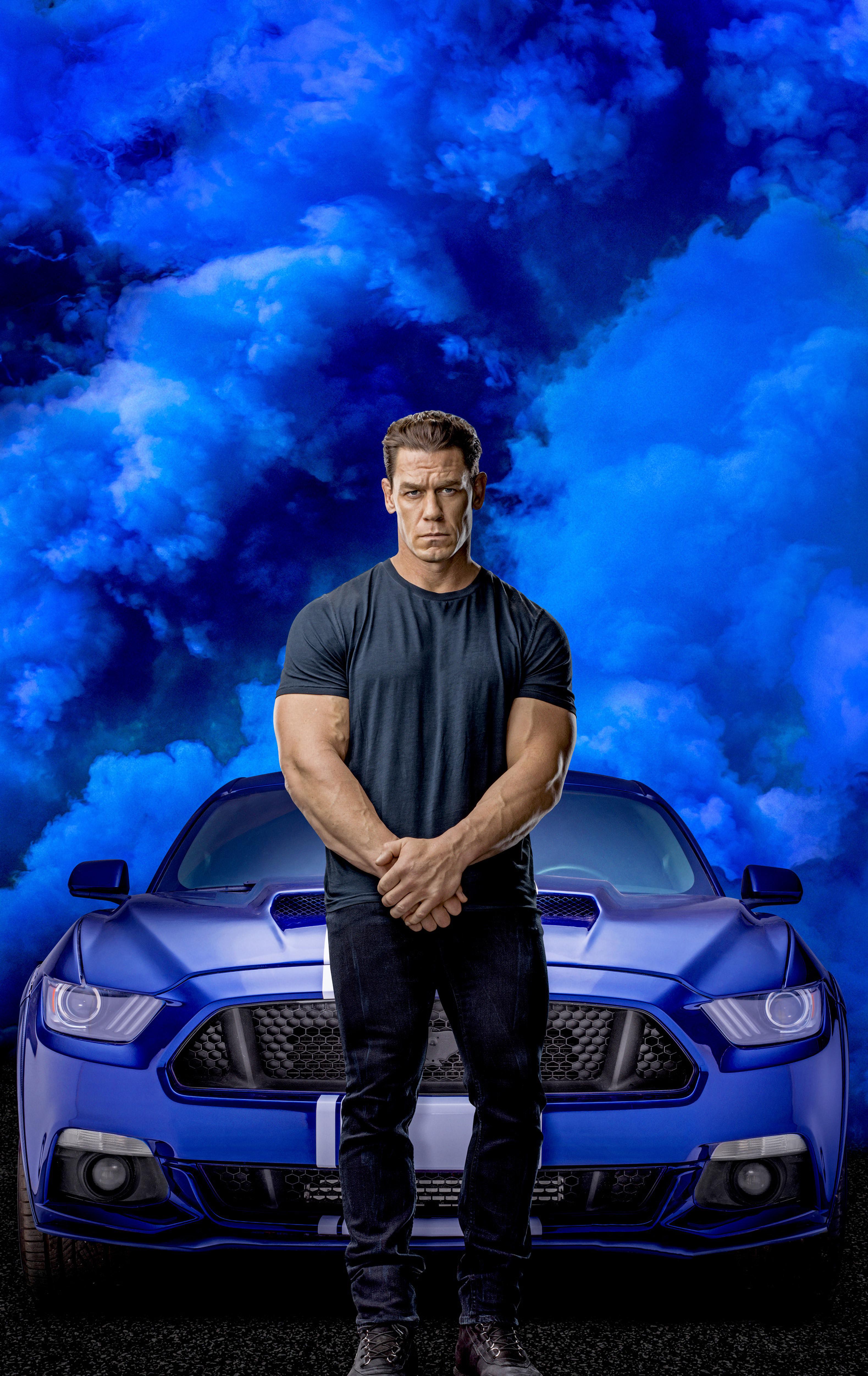 John Cena Fast And Furious 9 Wallpaper, HD Movies 4K ...