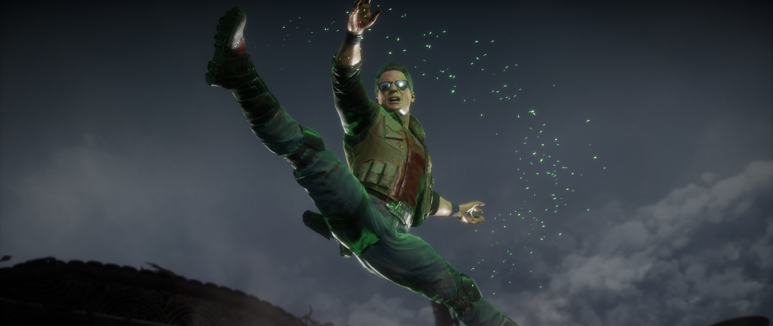 2560x1080 Johnny Cage Mortal Kombat 11 2560x1080