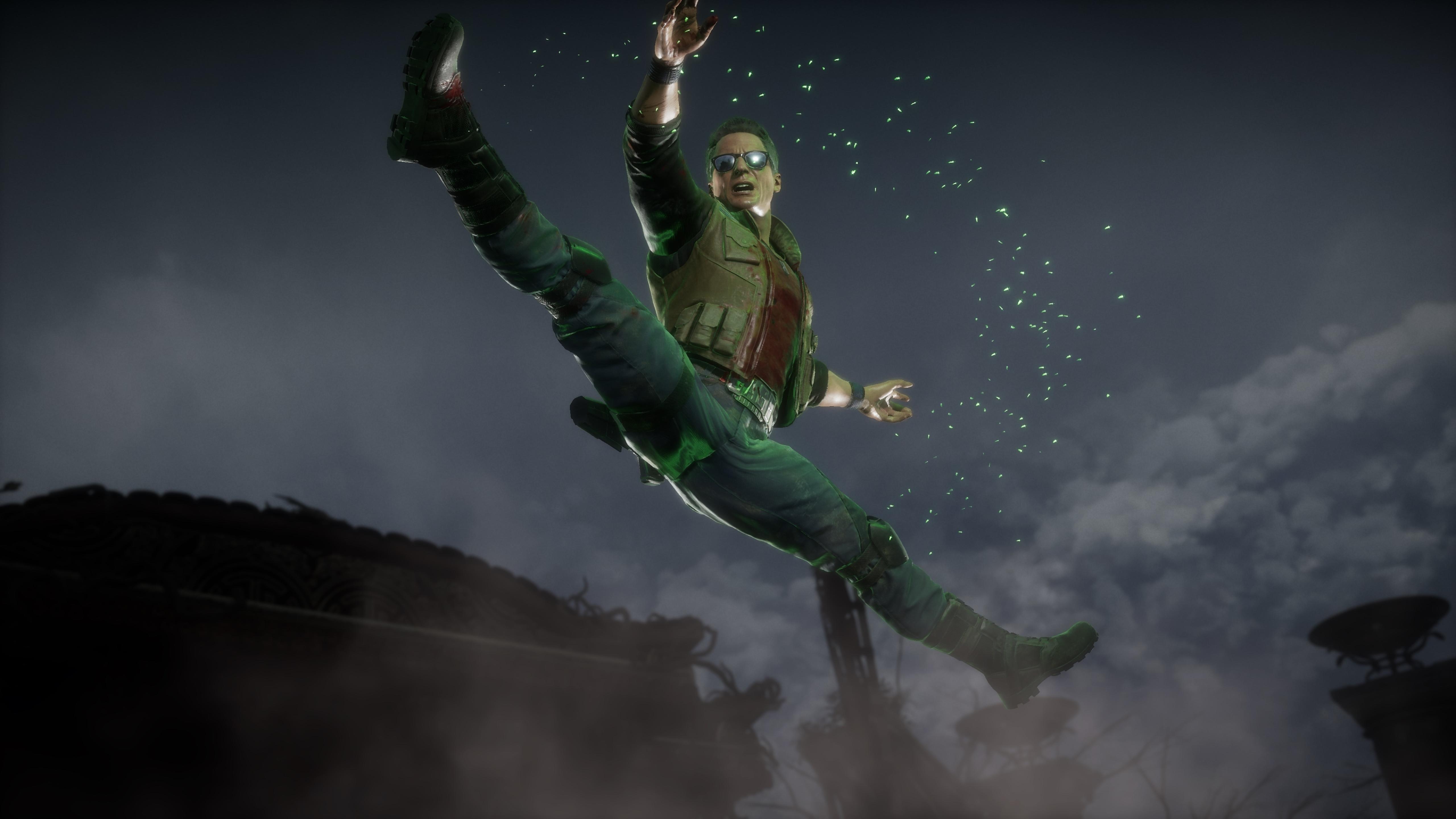 5120x2880 Johnny Cage Mortal Kombat 11 5K Wallpaper, HD