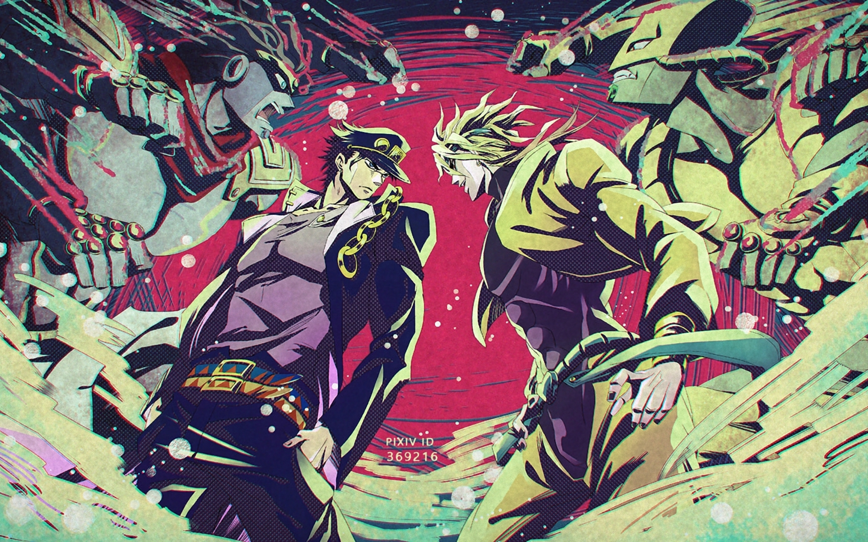 2880x1800 Jojo S Bizarre Adventure Stardust Crusaders Macbook Pro Retina Wallpaper Hd Anime 4k Wallpapers Images Photos And Background