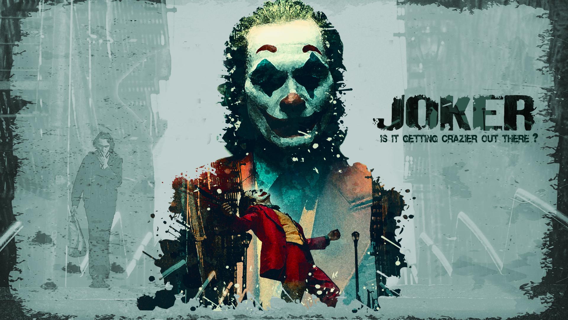 1920x1080 Joker 2019 Movie 1080P Laptop Full HD Wallpaper ...