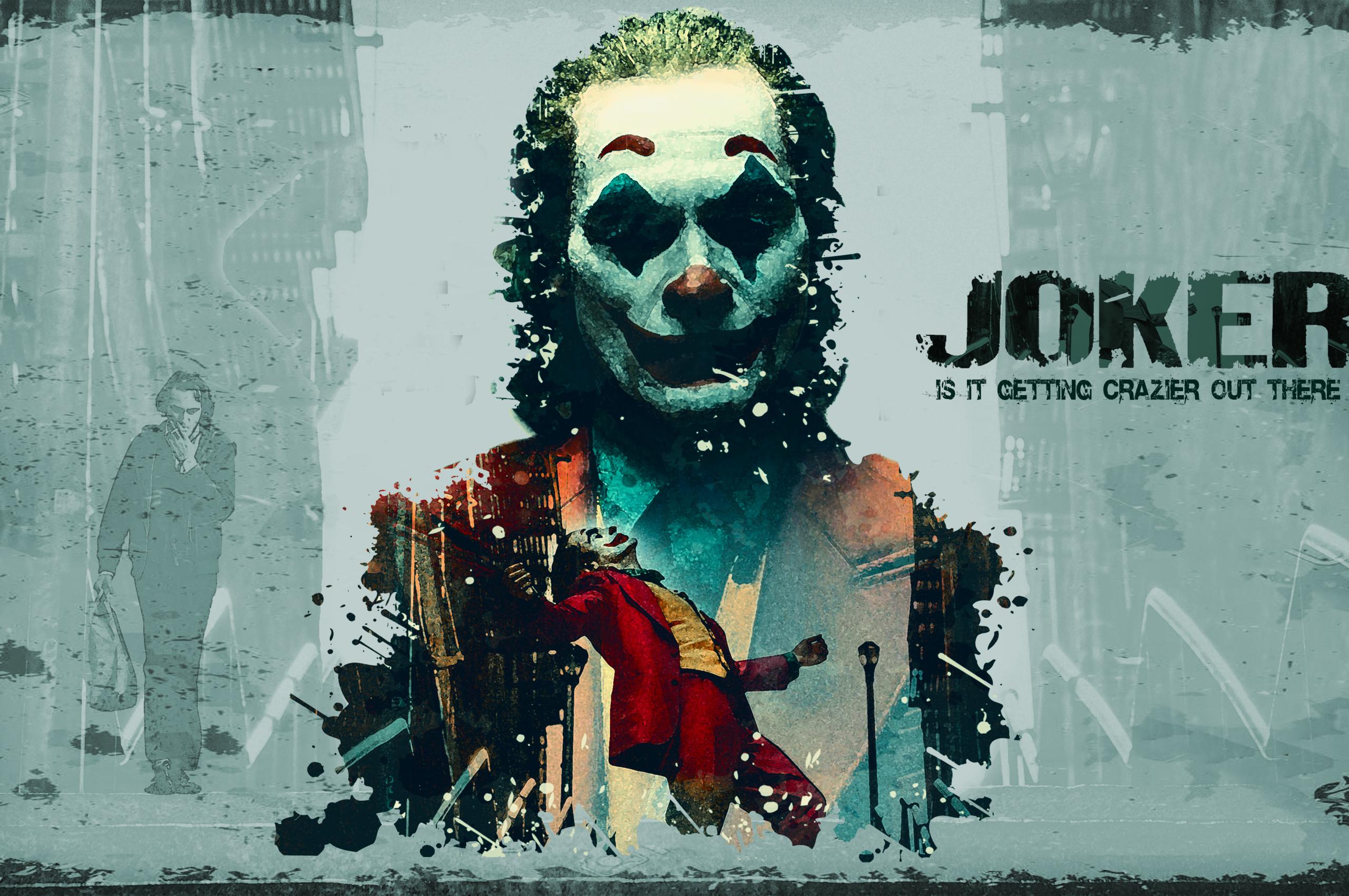 2560x1700 Joker 2019 Movie Chromebook Pixel Wallpaper, HD ...