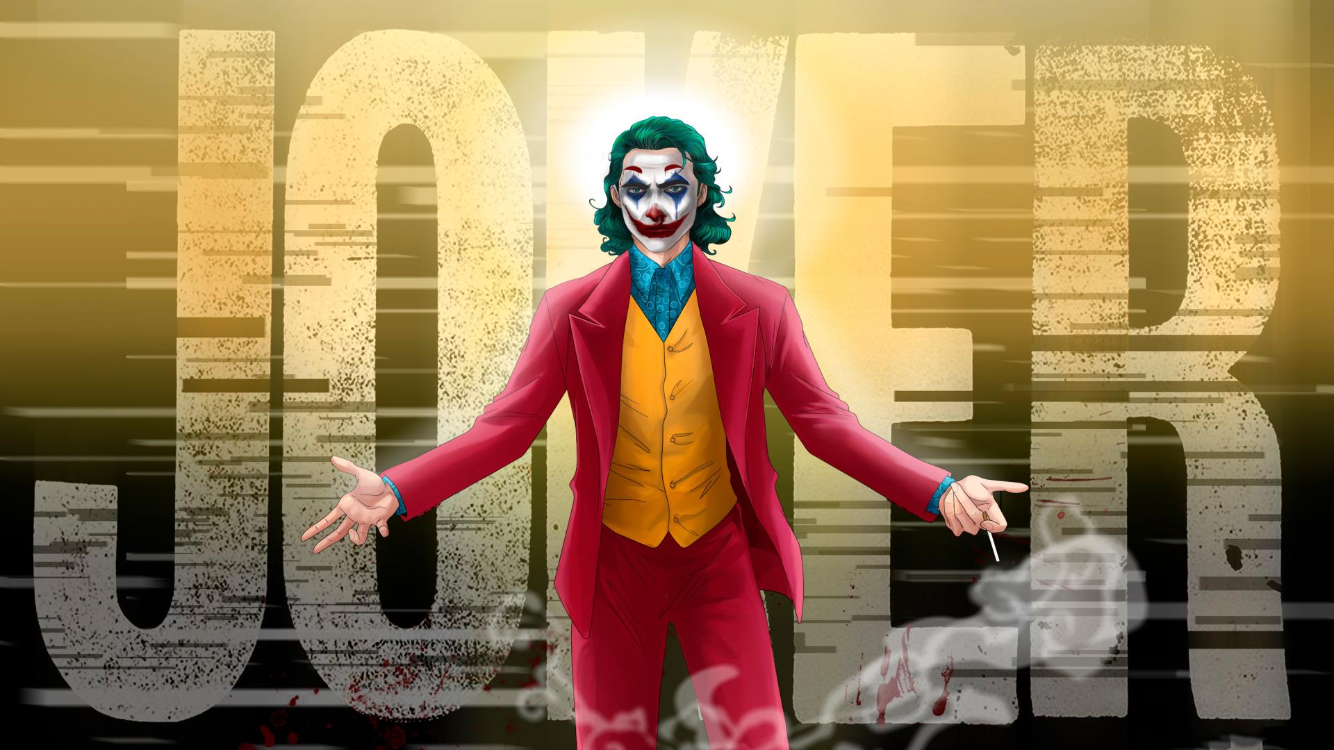 1920x1080 Joker 4k Art 1080p Laptop Full Hd Wallpaper Hd