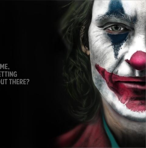العلامة Joker Girl Hd Wallpaper 4k أفضل الصور