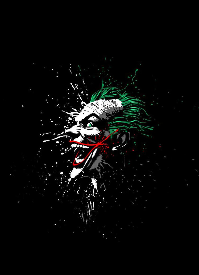 joker artwork full hd wallpaper