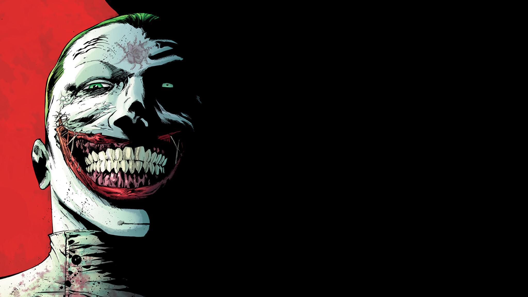 2048x1152 Joker Dc Comic 2048x1152 Resolution Wallpaper Hd