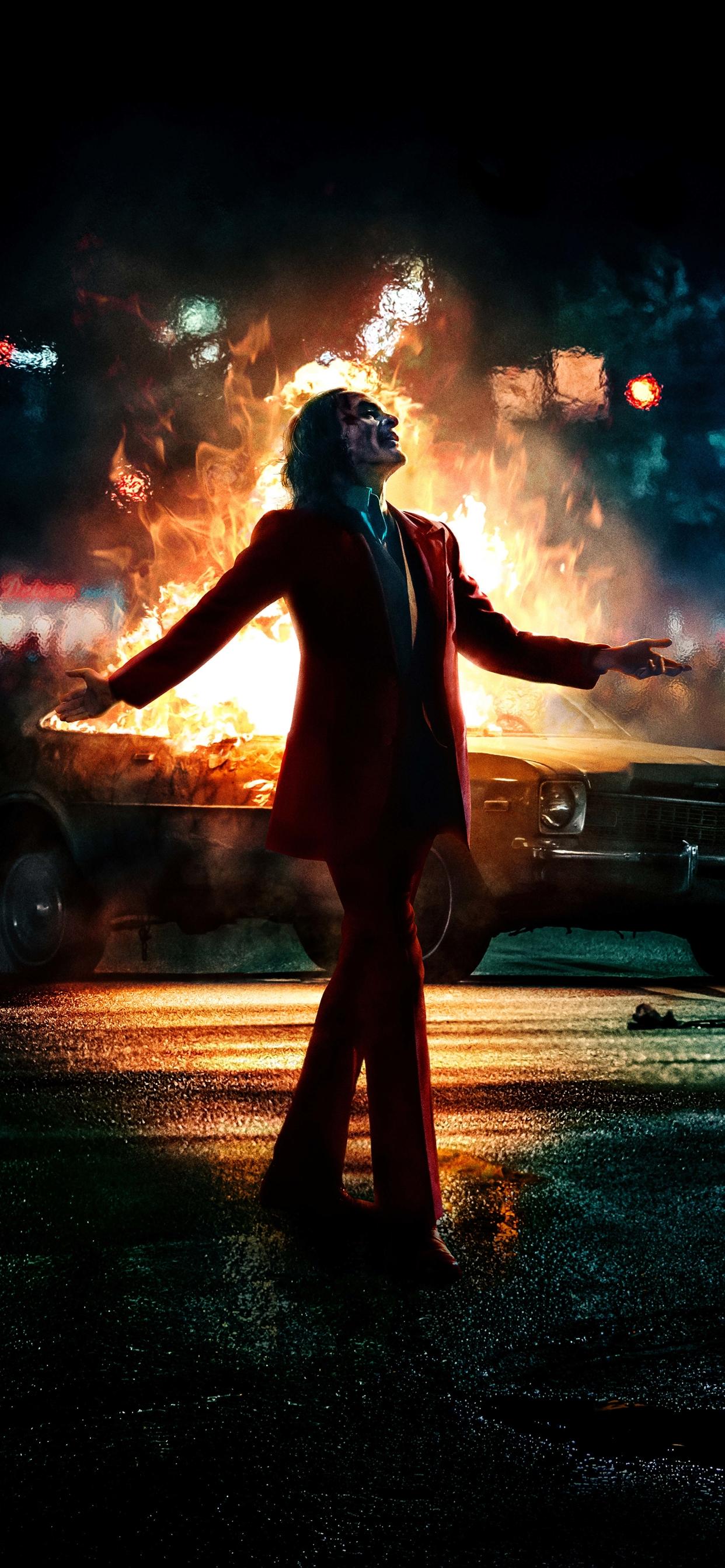 1242x2688 Joker Imax Poster Iphone Xs Max Wallpaper Hd