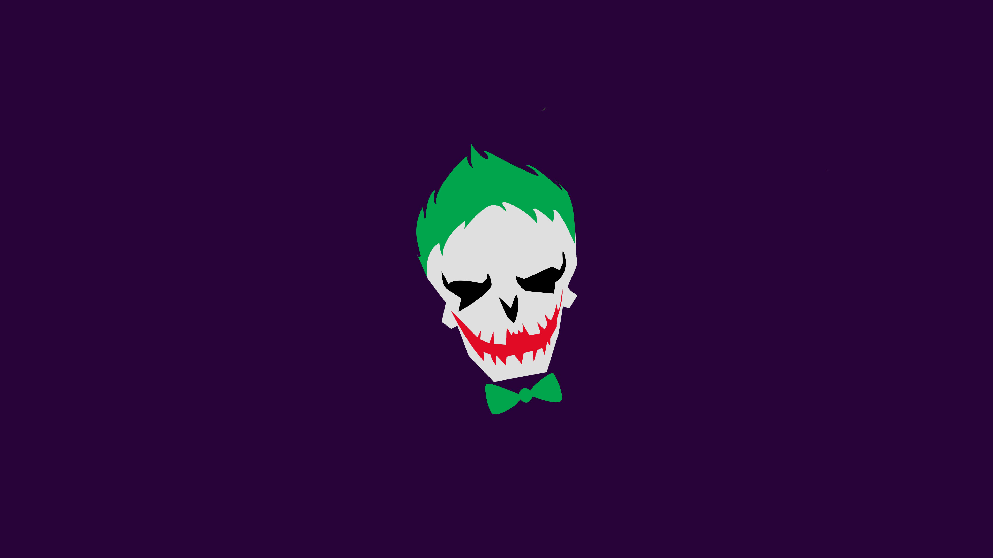 Joker Minimalism Wallpaper Hd Minimalist 4k Wallpapers