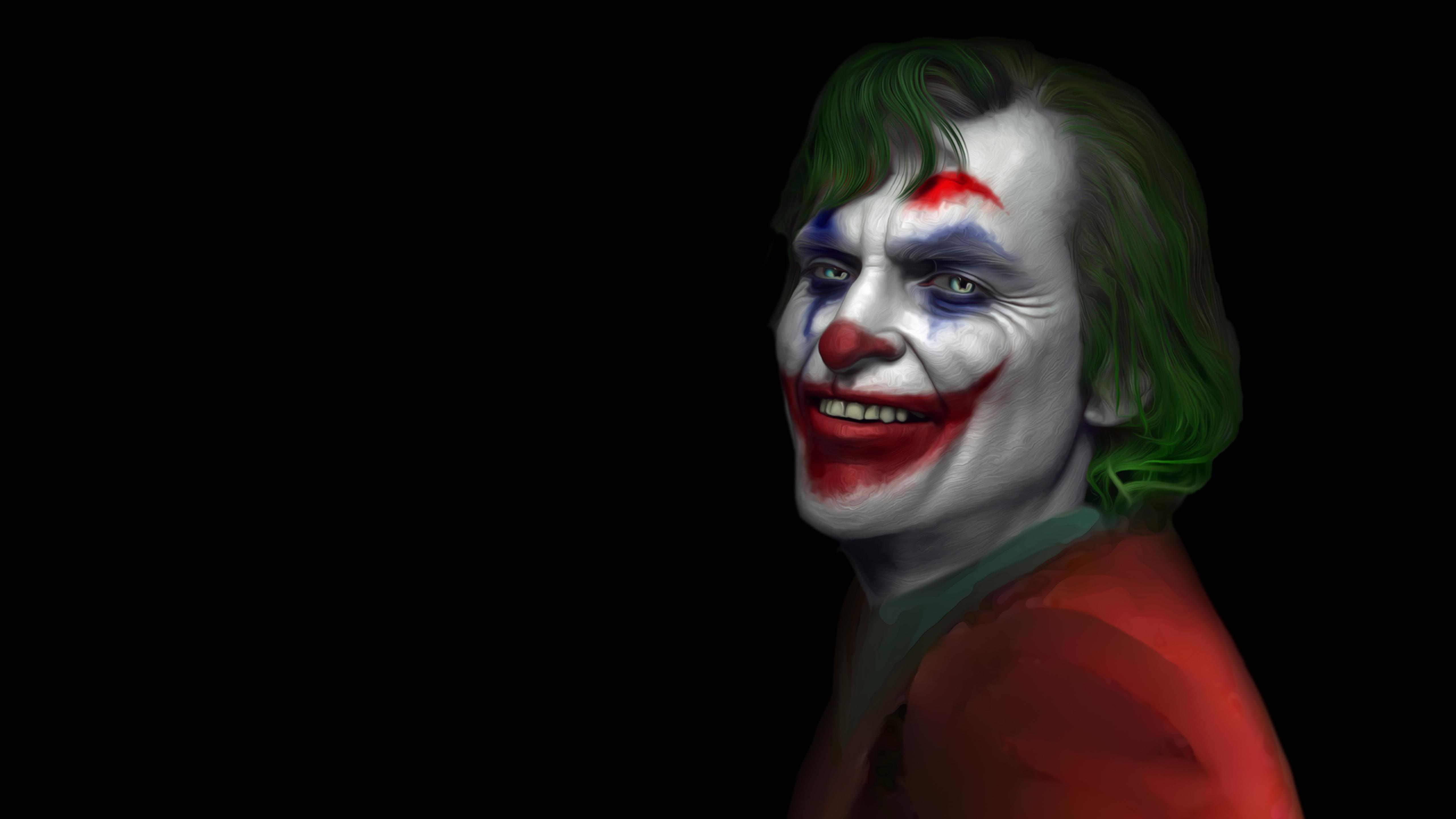5120x2880 Joker Movie Art 5K Wallpaper, HD Movies 4K ...