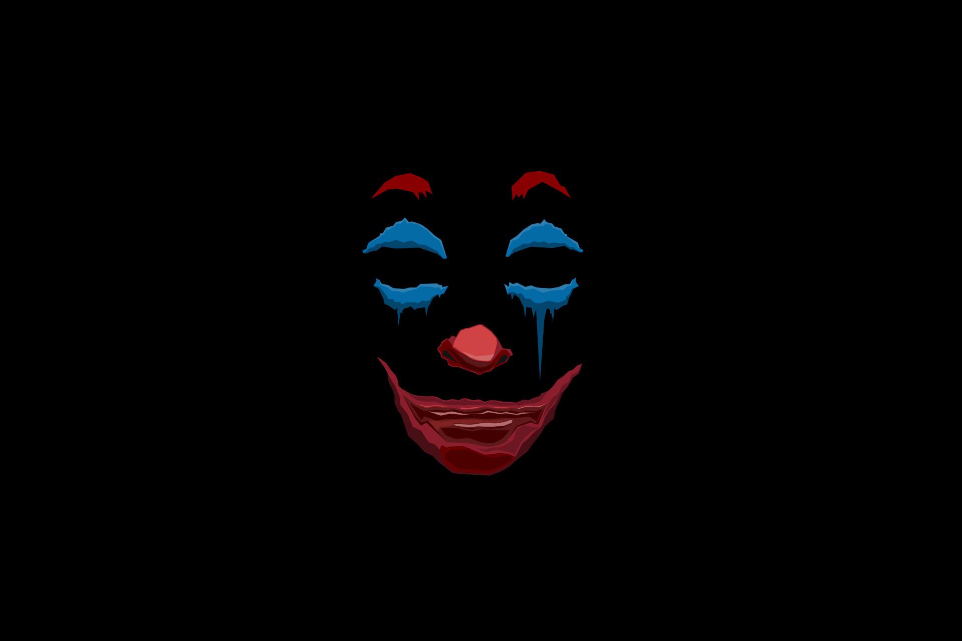 Joker Movie Minimalist Wallpaper Hd Minimalist 4k