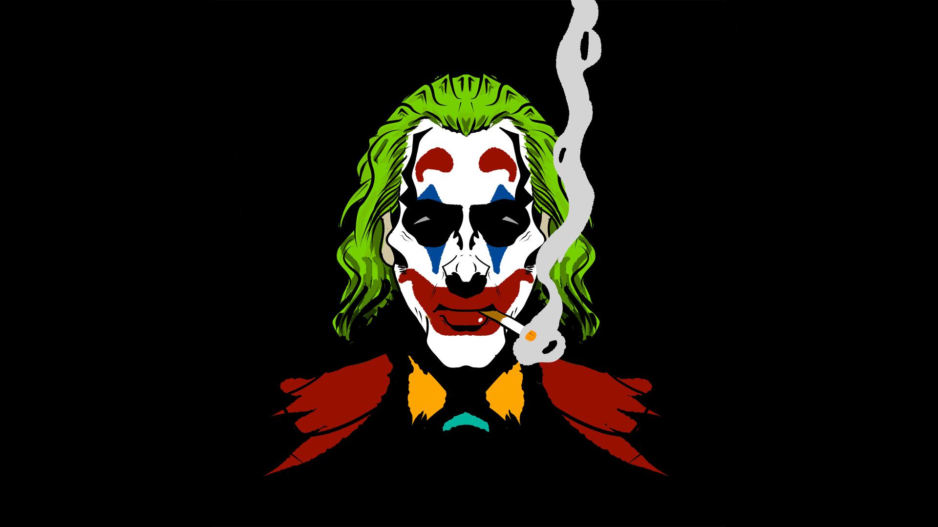 1920x1080 Joker Smoking 1080P Laptop Full HD Wallpaper, HD ...