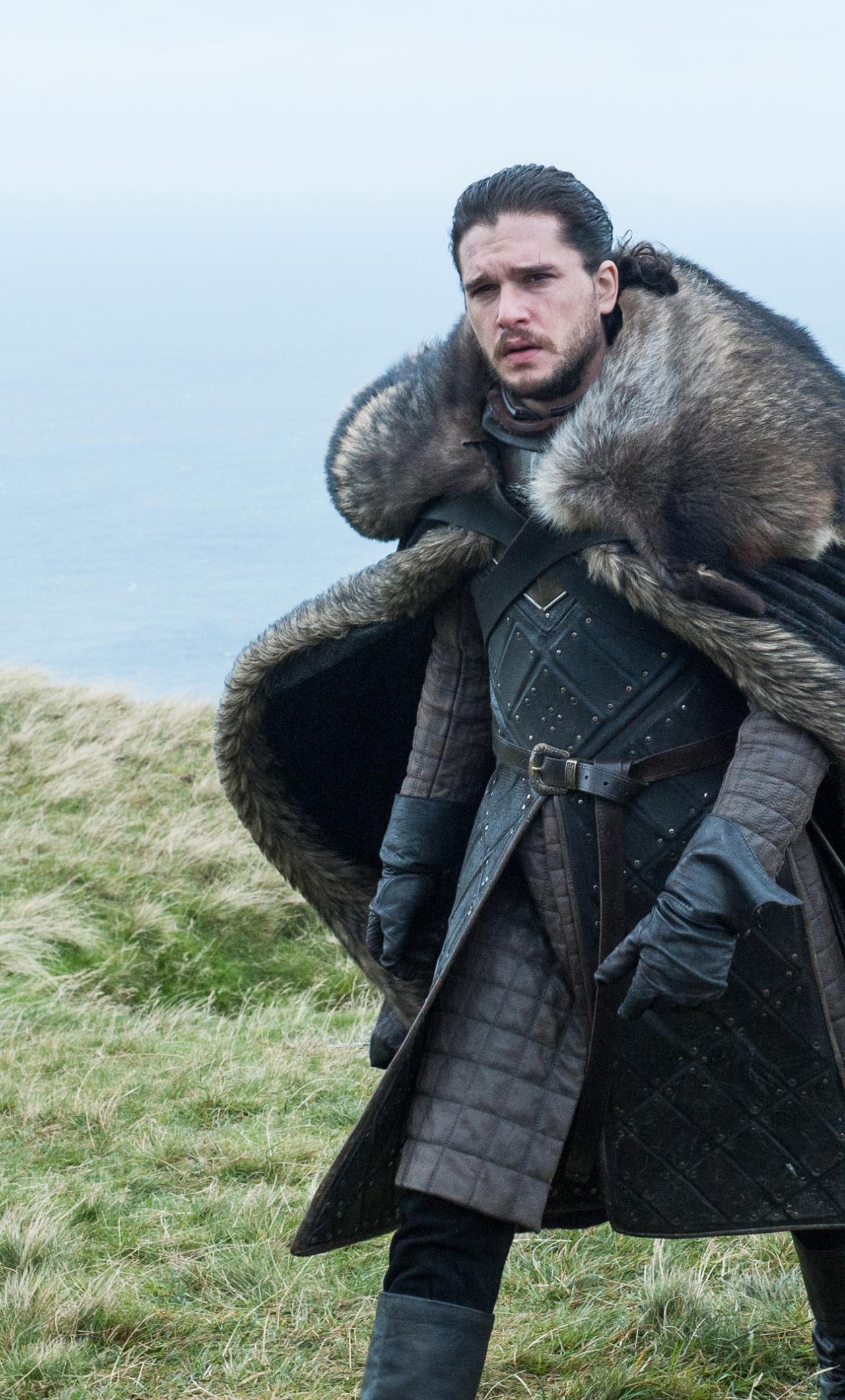 Jon Snow Game Of Thrones Season 7 Ep 5, HD 4K Wallpaper