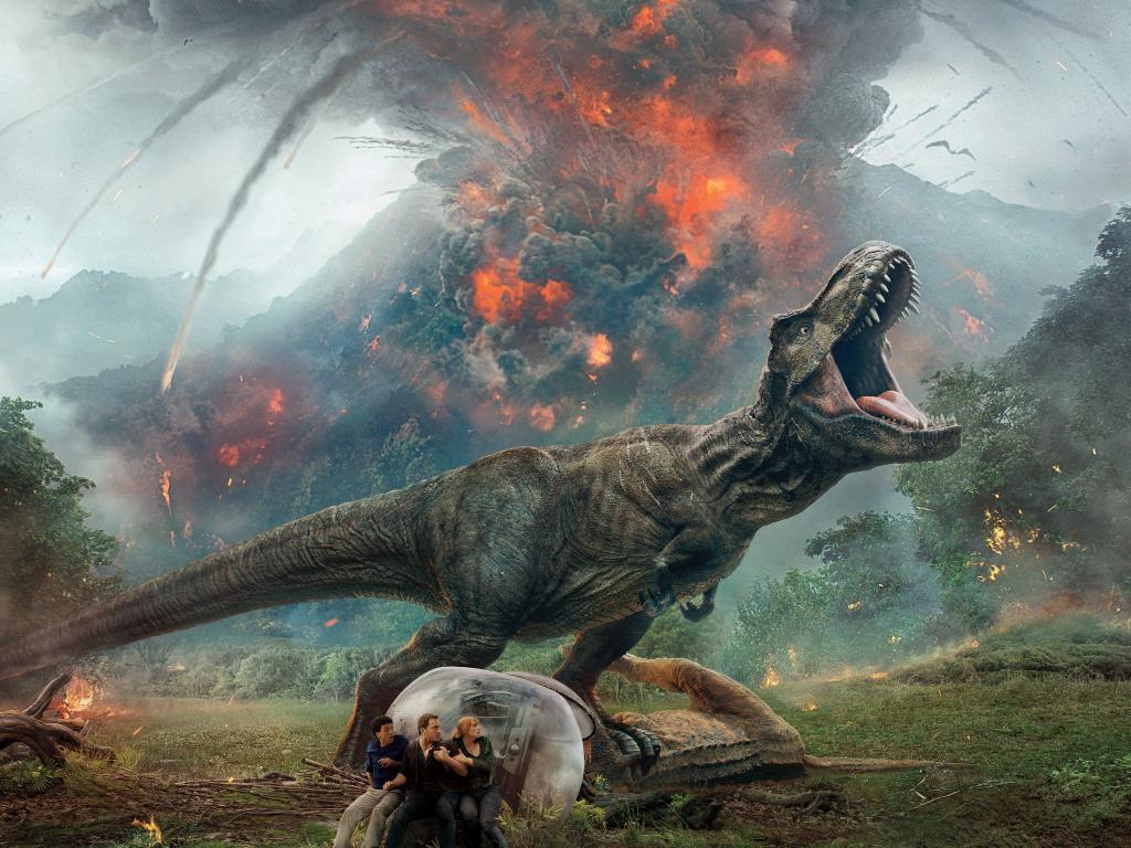 X2 Poster Jurassic World Fallen ...