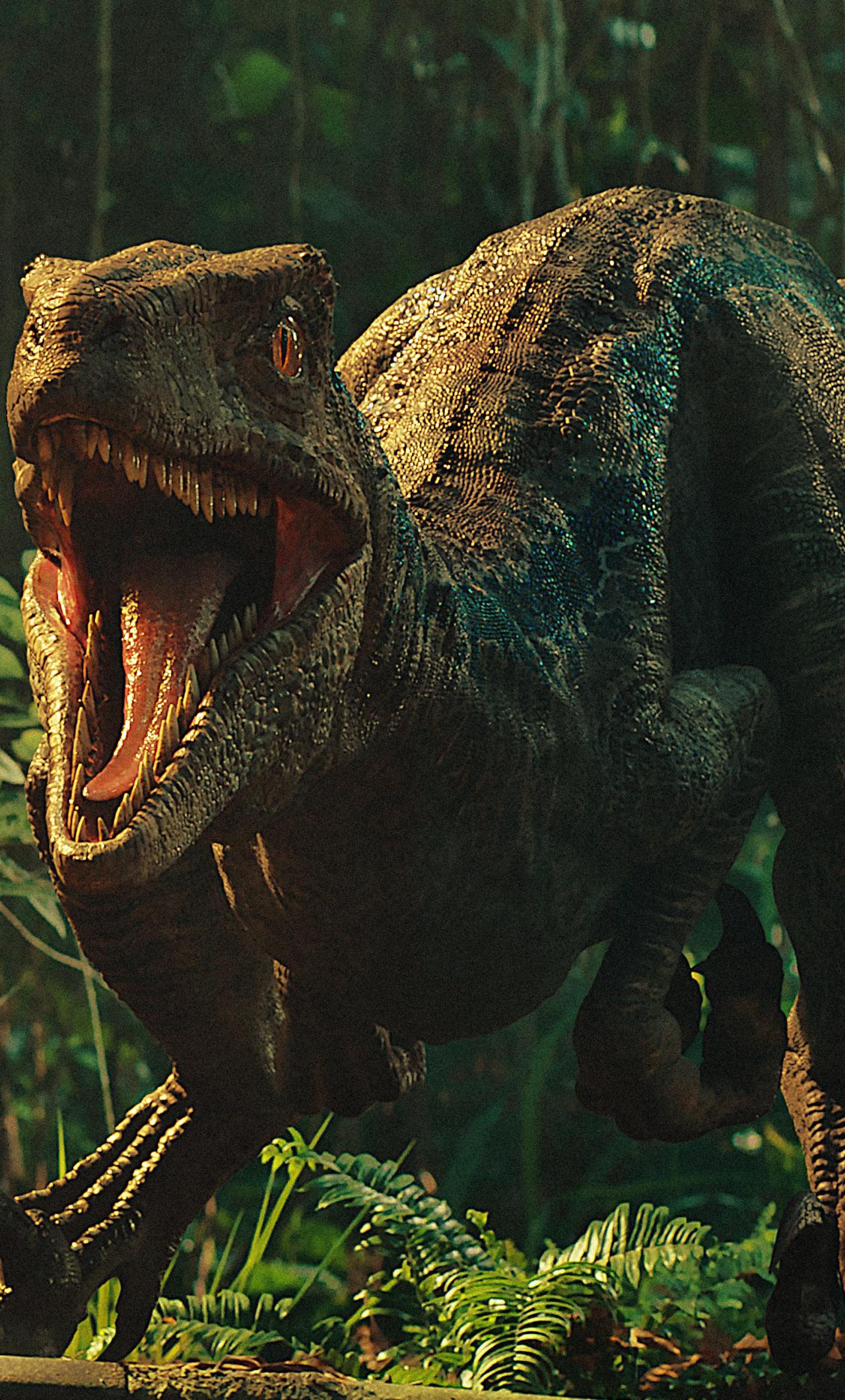 Jurassic World Fallen Kingdom Dinosaurs, HD 4K Wallpaper