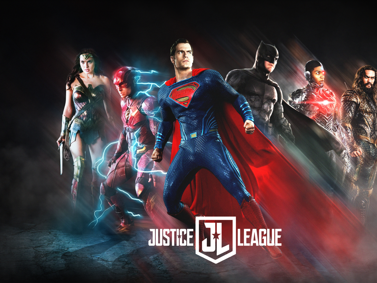 Justice League 2017 Poster Fan Art  Hd 4k Wallpaper