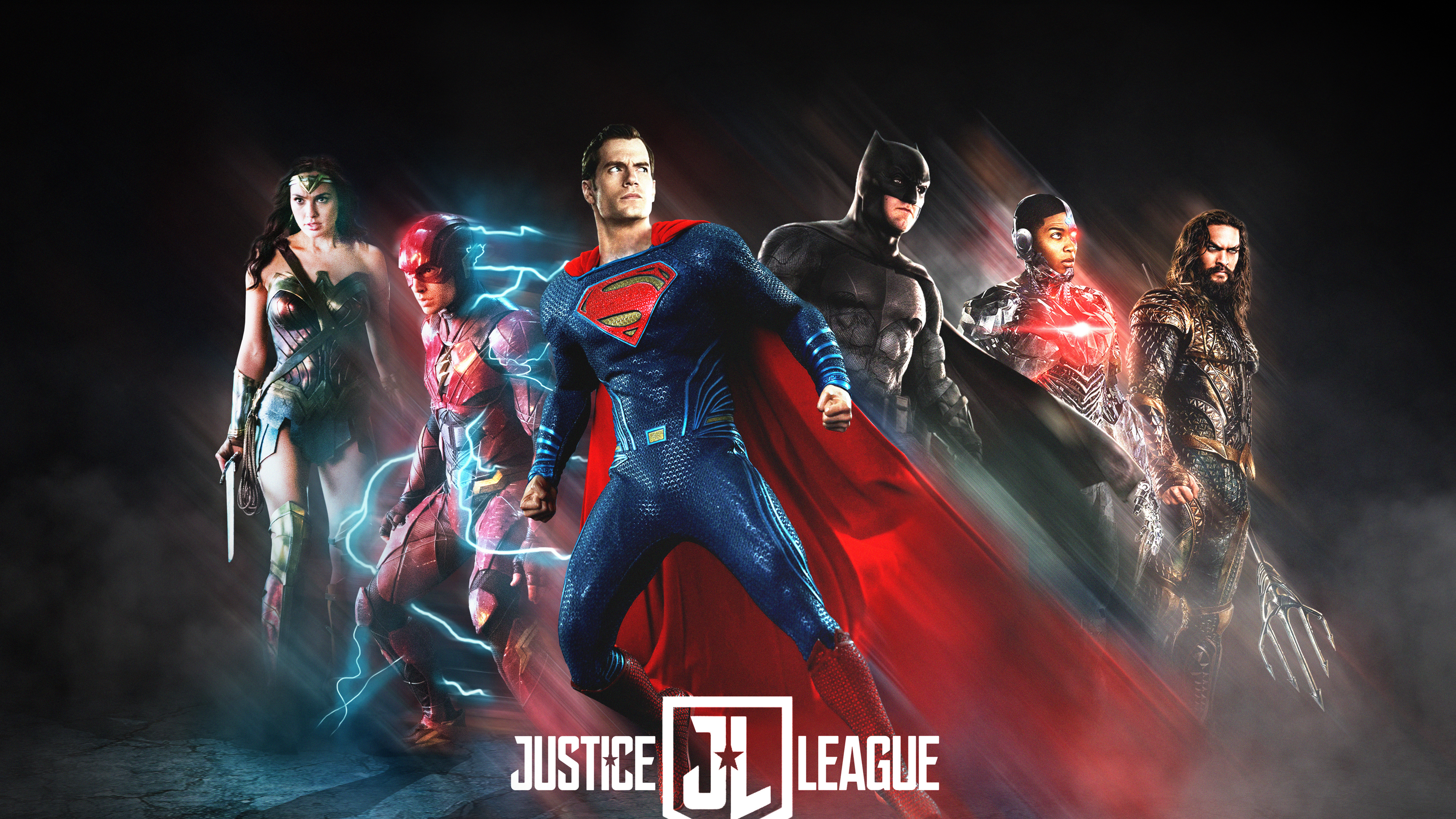 Justice League 2017 Poster Fan Art Wallpaper Background And Photo Gallery