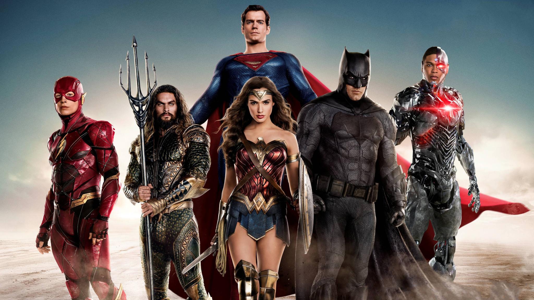 Justice League 2017 Movie 4k Hd Desktop Wallpaper For 4k: Justice League 2017, HD 4K Wallpaper
