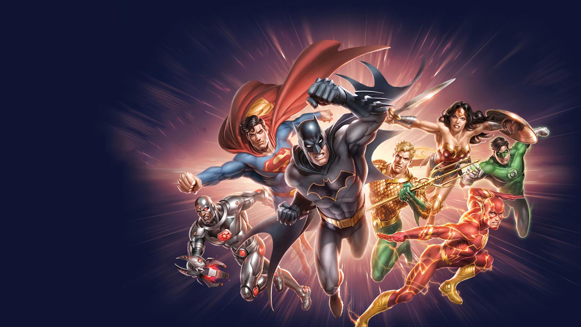 1920x1080 Justice League 4K 1080P Laptop Full HD Wallpaper ...