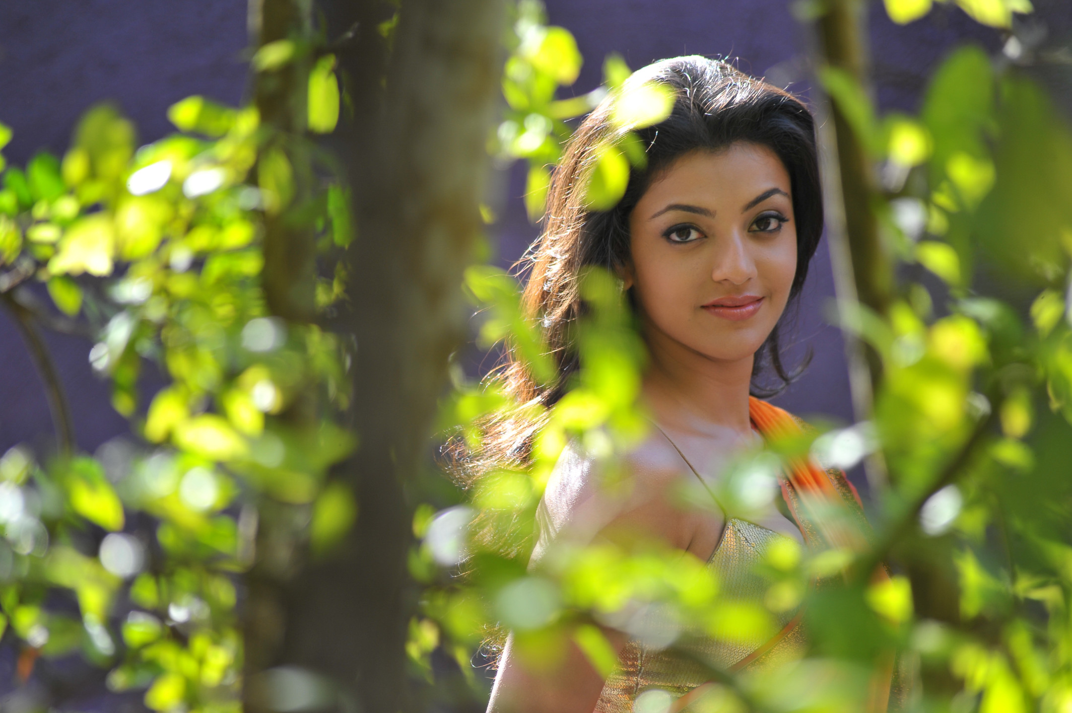 download kajal agarwal new photoshoot 1440x900 resolution, full hd