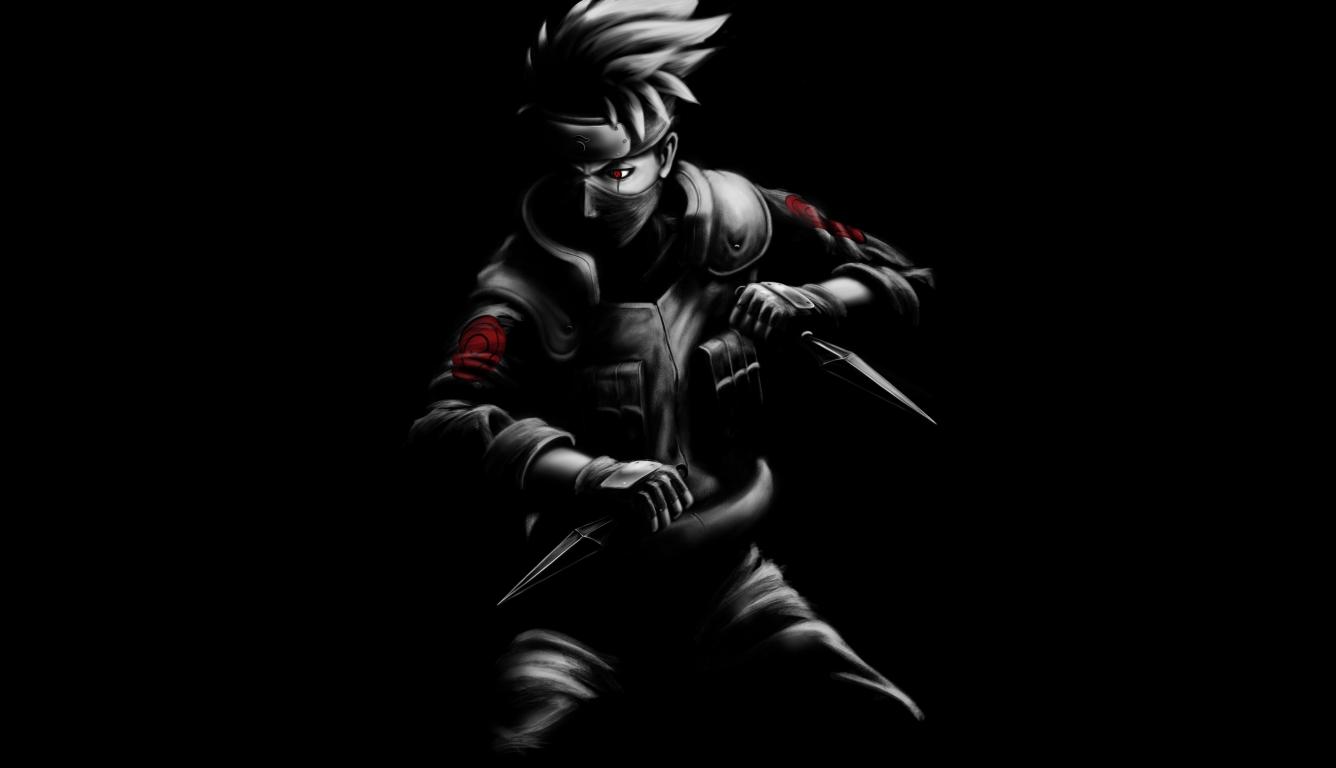 1336x768 Kakashi Hatake Naruto HD Laptop Wallpaper, HD ...