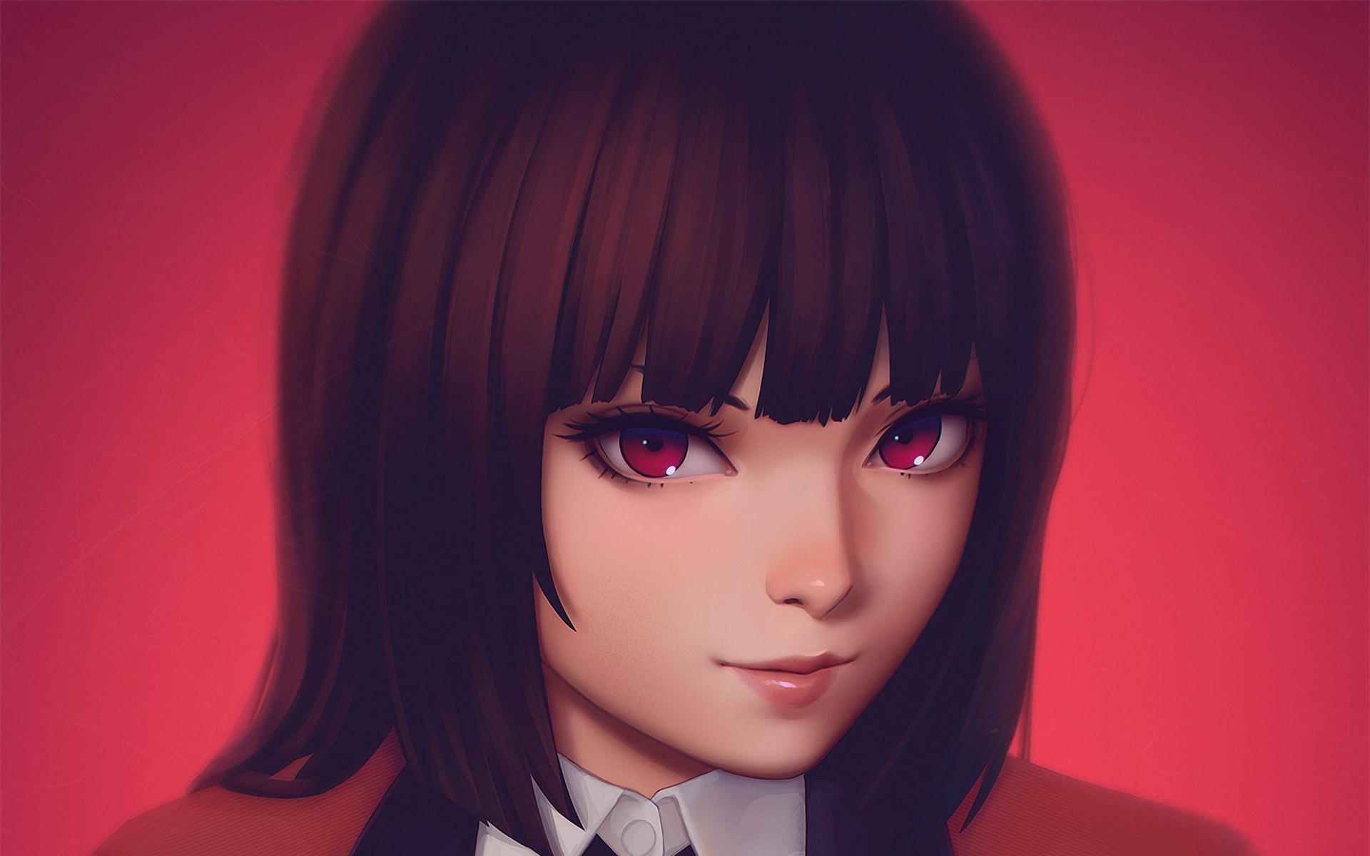 kakegurui jabami yumeko anime girl  full hd wallpaper vector music notes illustrator vector music note image