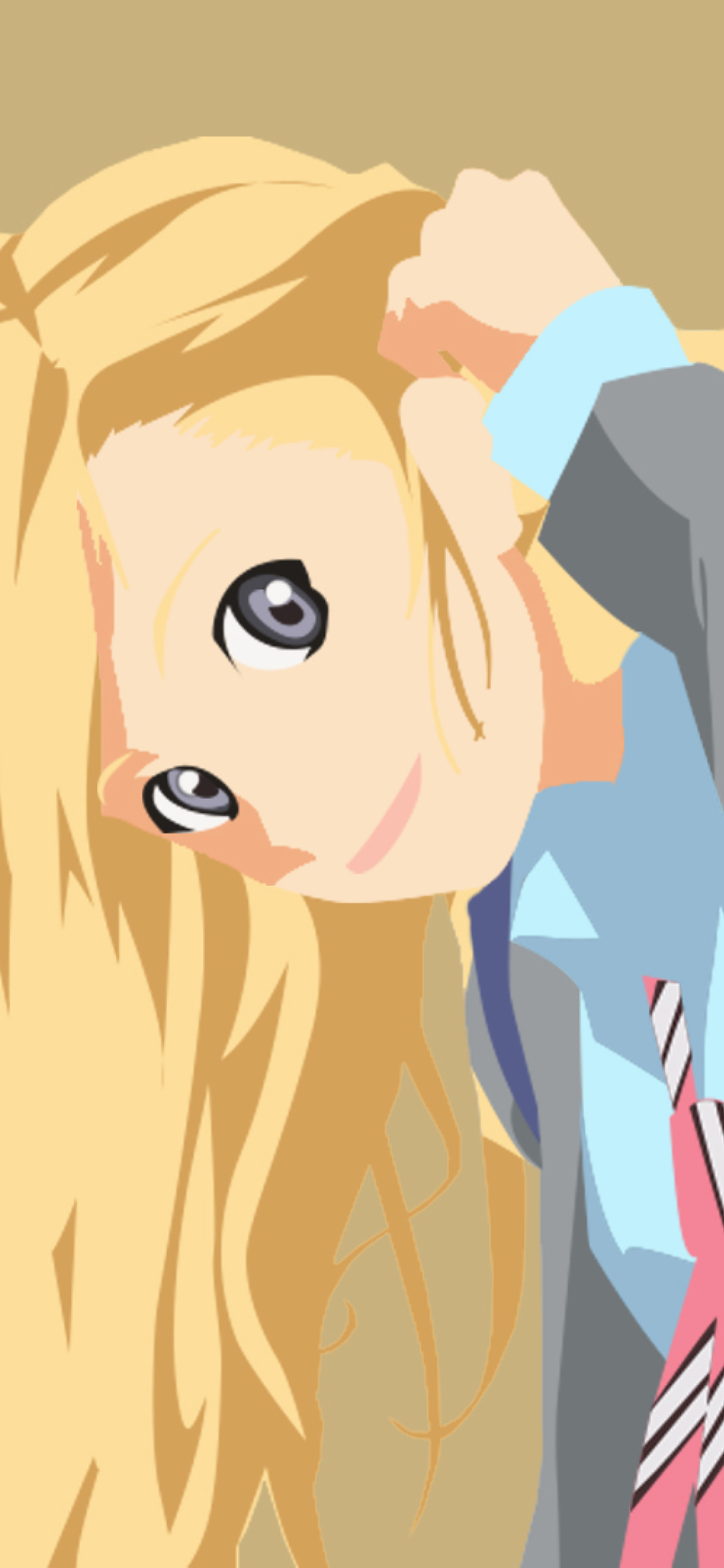 1080x2340 Kaori Miyazono 1080x2340 Resolution Wallpaper Hd Anime