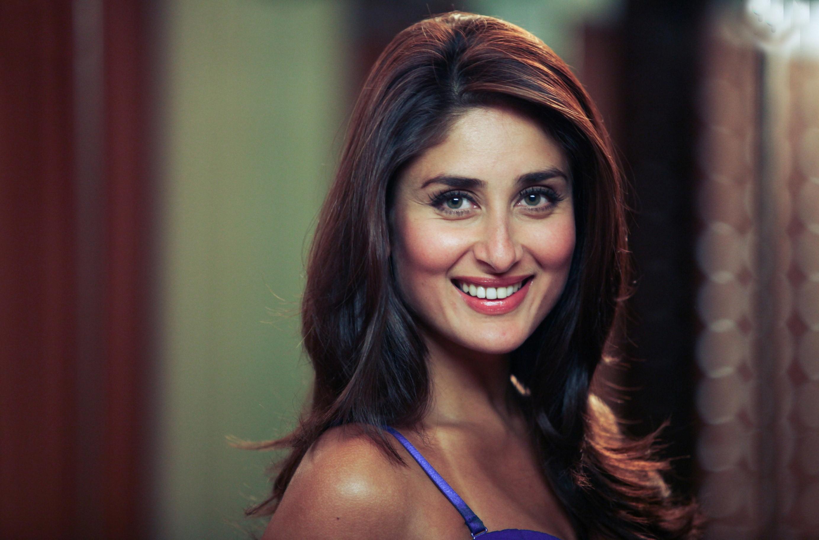 kareena kapoor closeup smile photoshoot, full hd 2k wallpaper