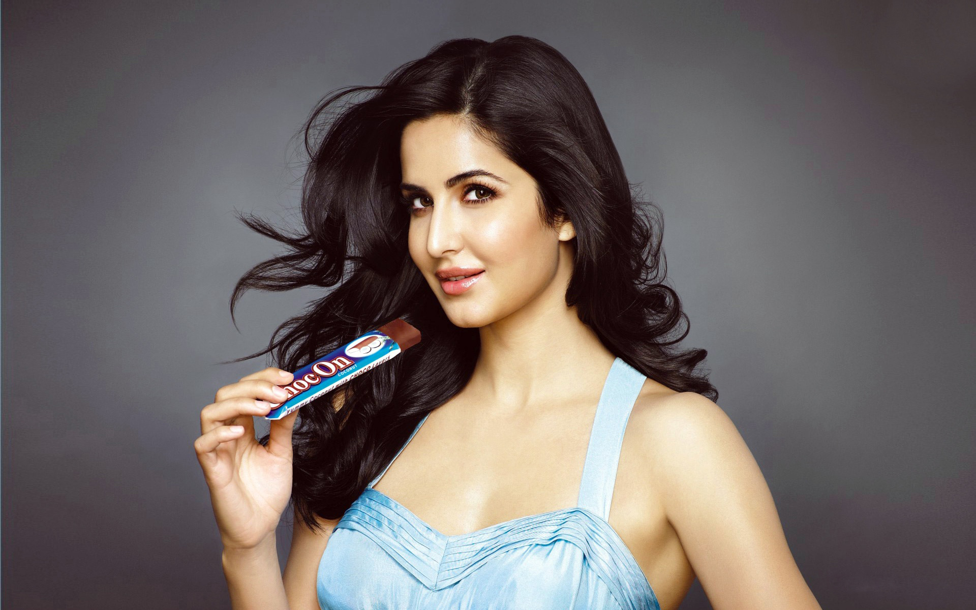 download katrina kaif ad photoshoot 2560x1440 resolution, full hd