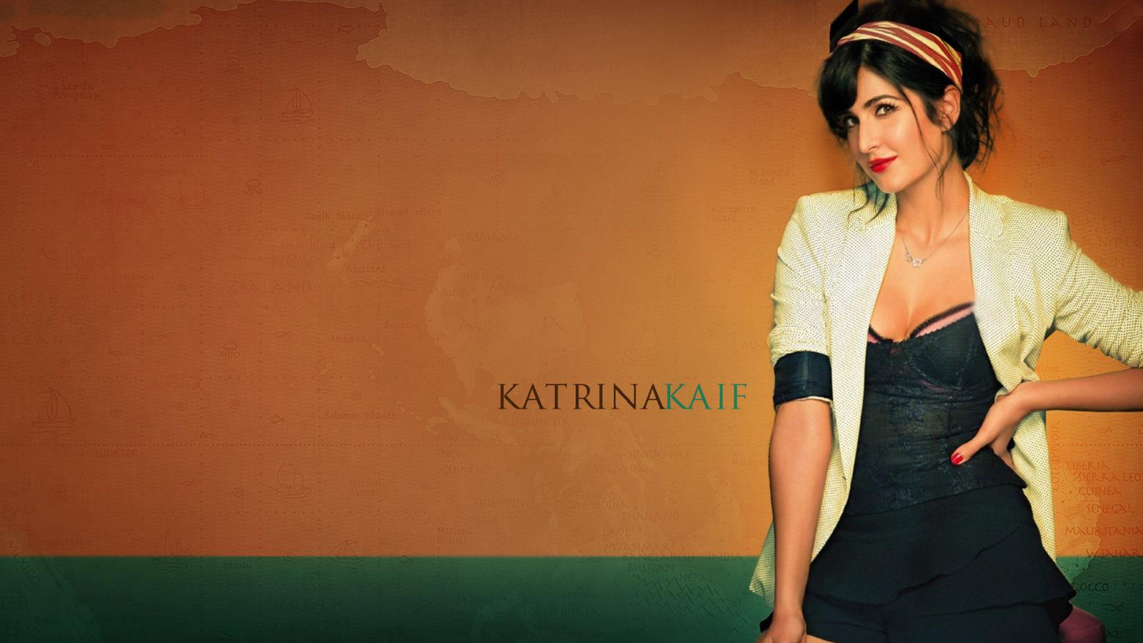 Katrina Kaif Hd Wallpapers 1600x900