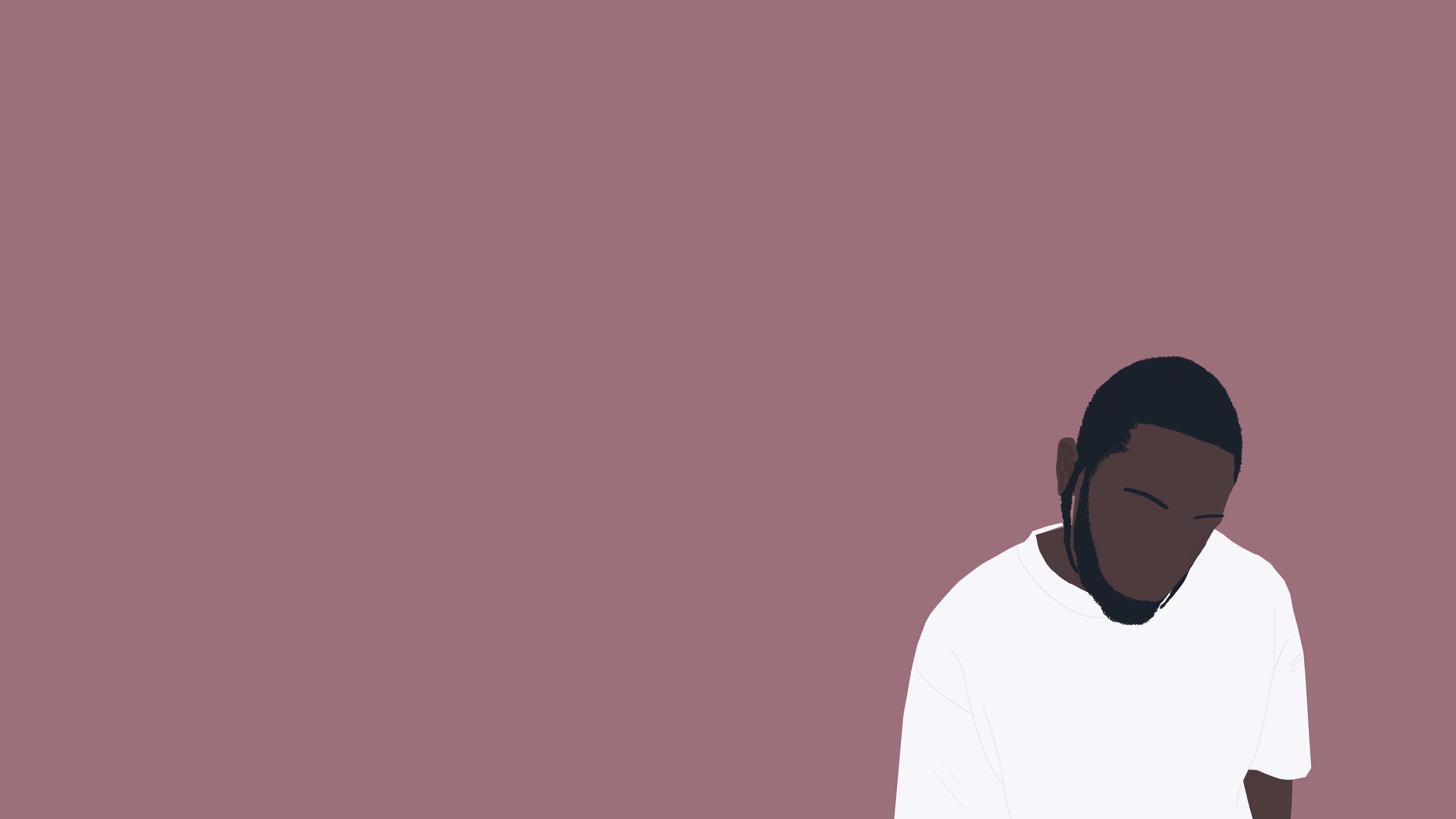 Kendrick lamar minimal hd 8k wallpaper - 8k minimal wallpaper ...