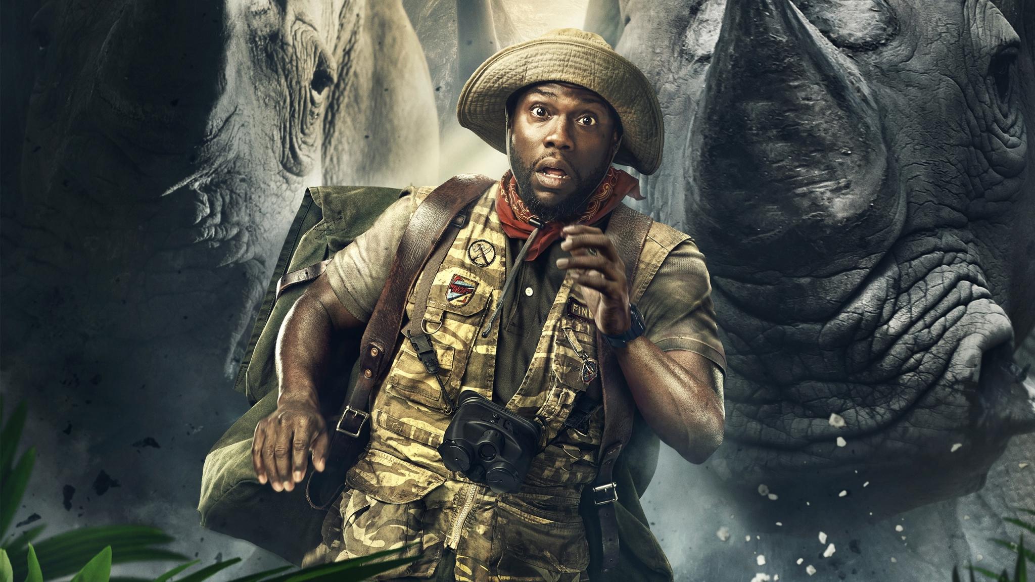 Resultado de imagem para jumanji welcome to the jungle kevin