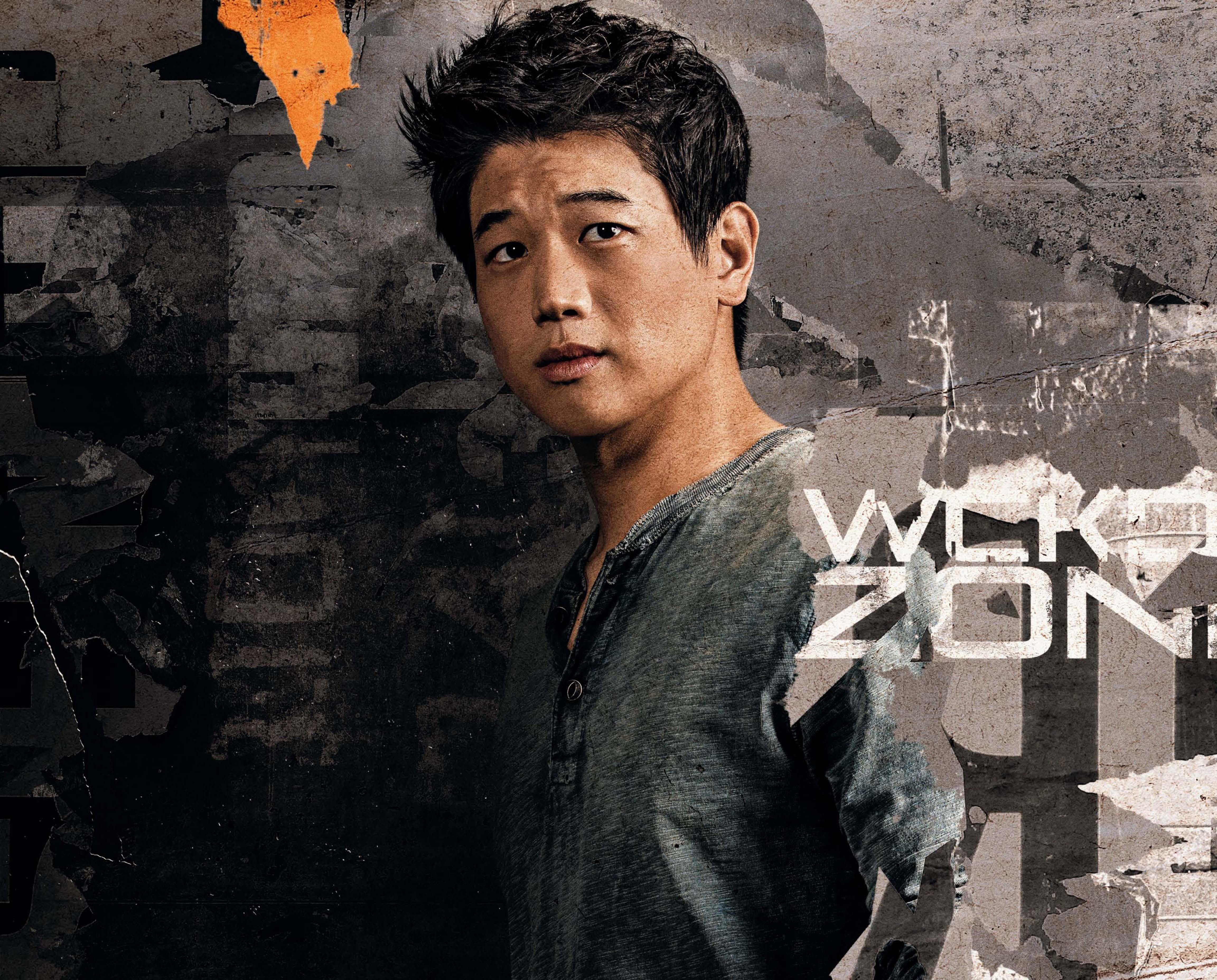 Ki Hong Lee In Maze Runner The Death Cure 2018 Wallpaper Hd Movies 4k Wallpapers Images Photos And Background