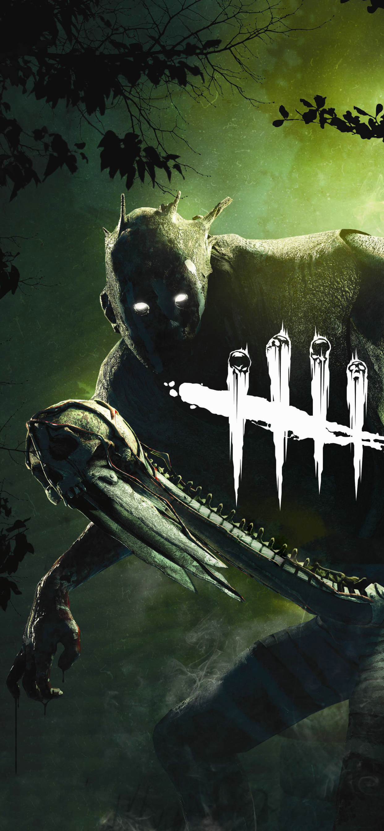 1242x2688 Killer Wraith Dead By Daylight Iphone Xs Max Wallpaper