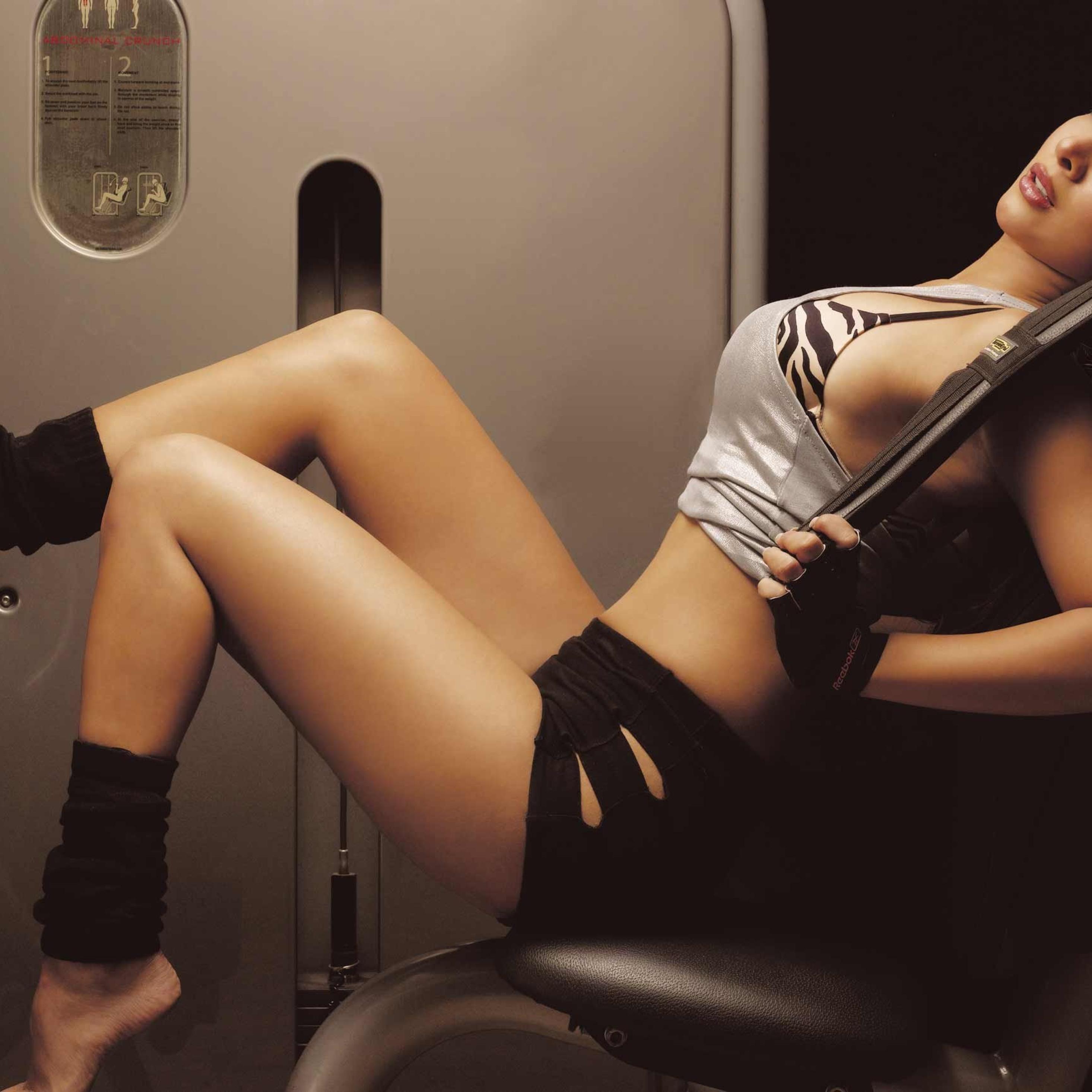 the sexy malay nurse nude