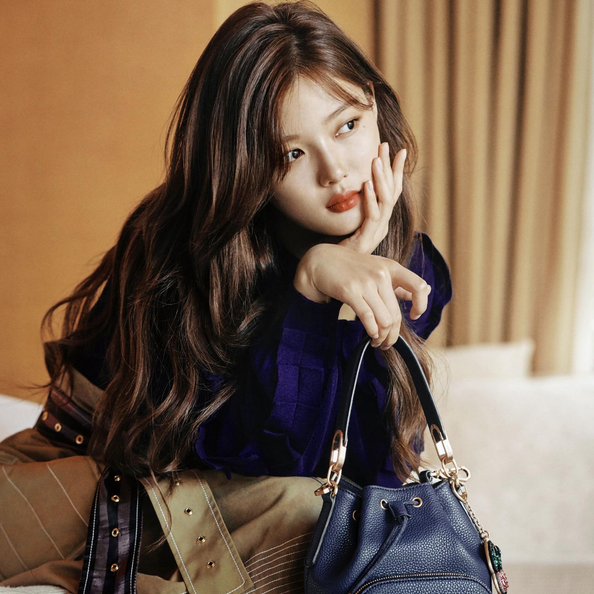 2048x2048 Kim Yoo Jung Actress Ipad Air Wallpaper Hd Celebrities 4k Wallpapers Images Photos And Background