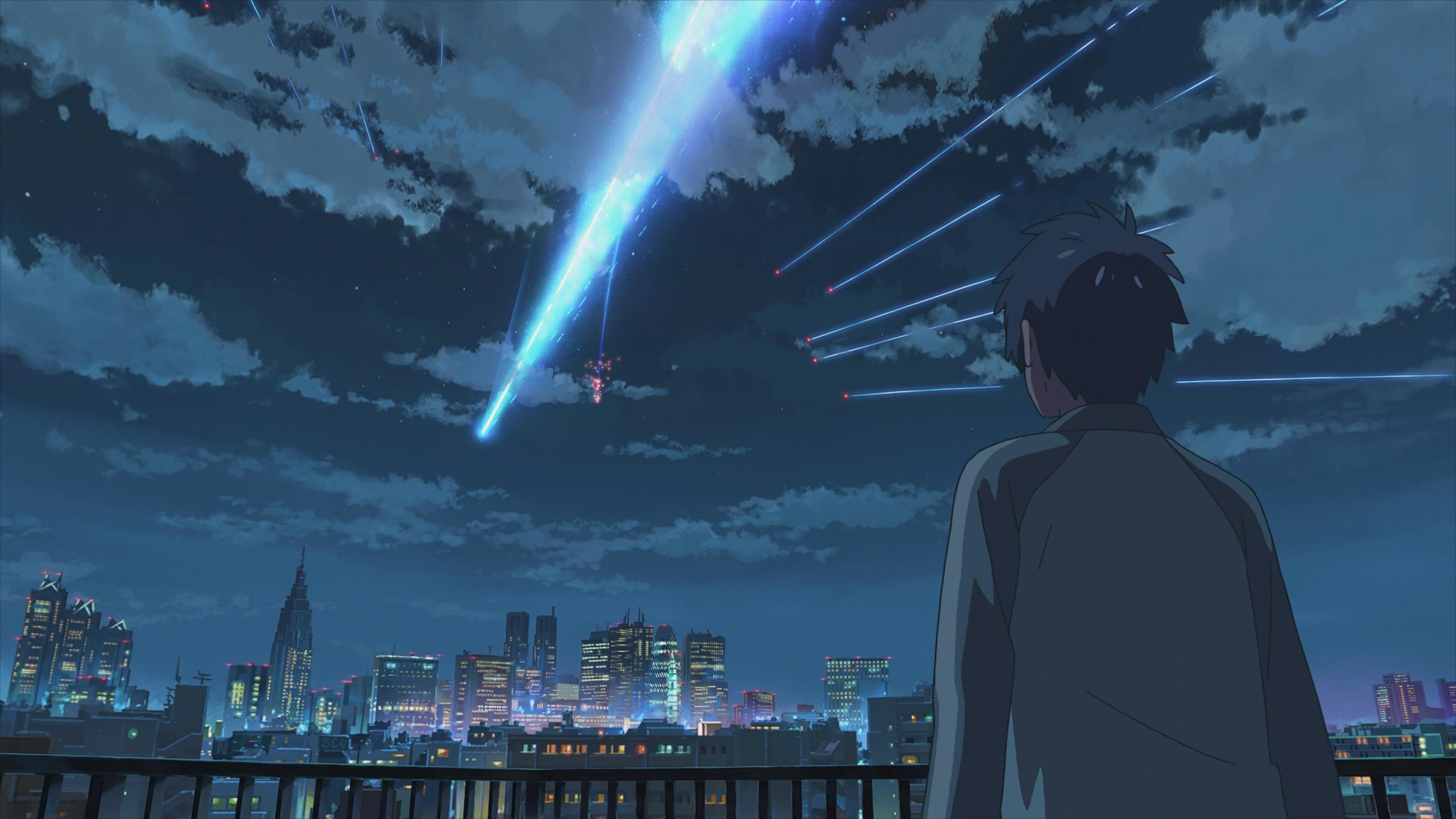 2560x1440 Kimi No Na Wa 1440p Resolution Wallpaper Hd Anime