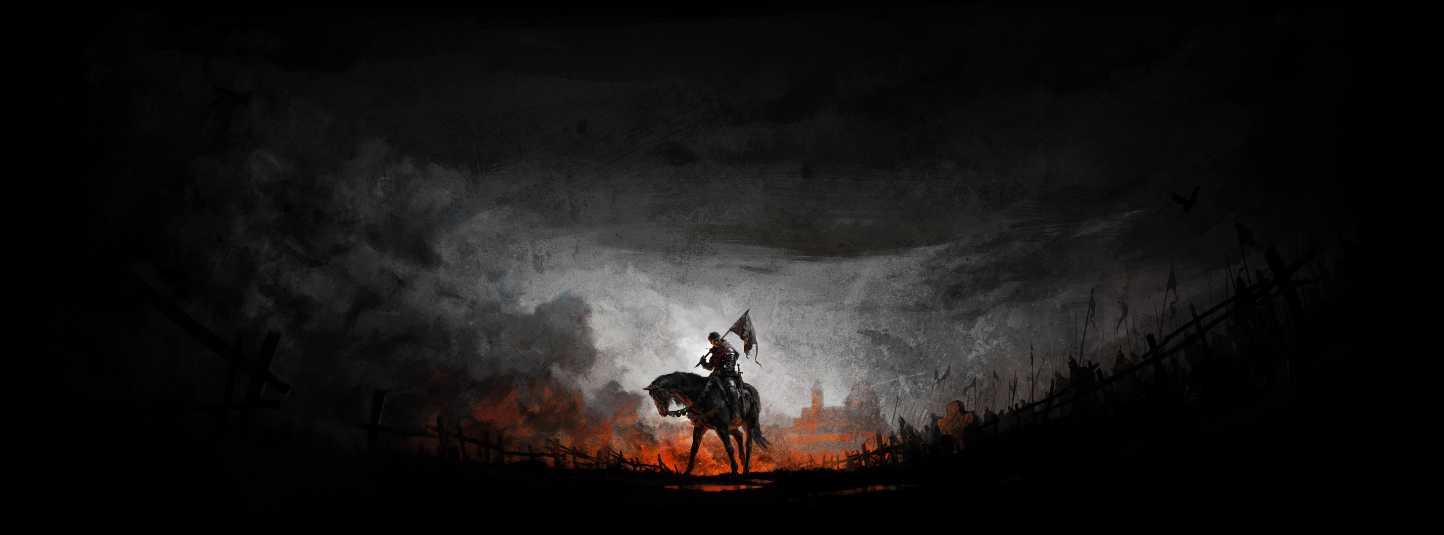 Kingdom Come Deliverance Wallpaper, HD Games 4K Wallpapers ...