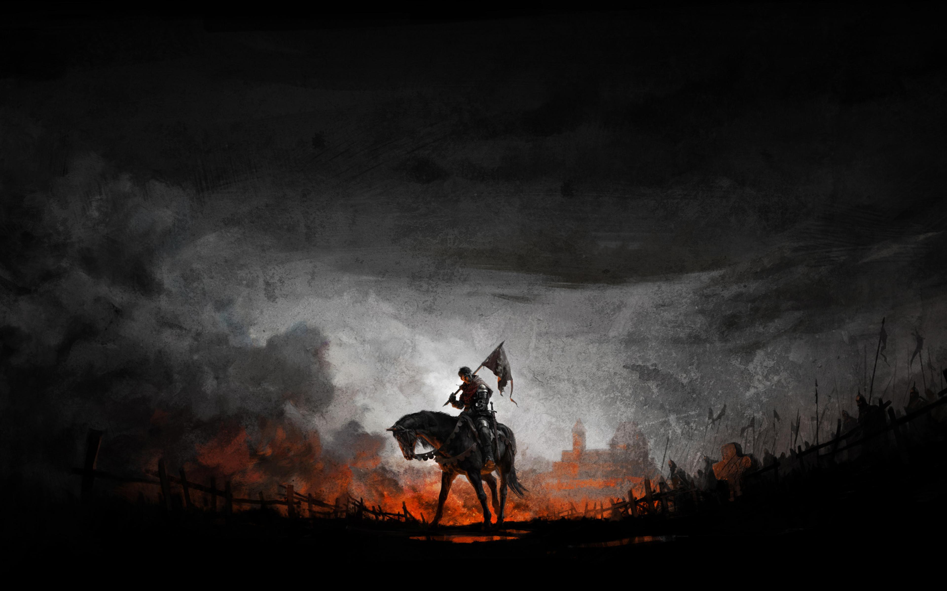 Kingdom Come Deliverance, Full HD 2K Wallpaper