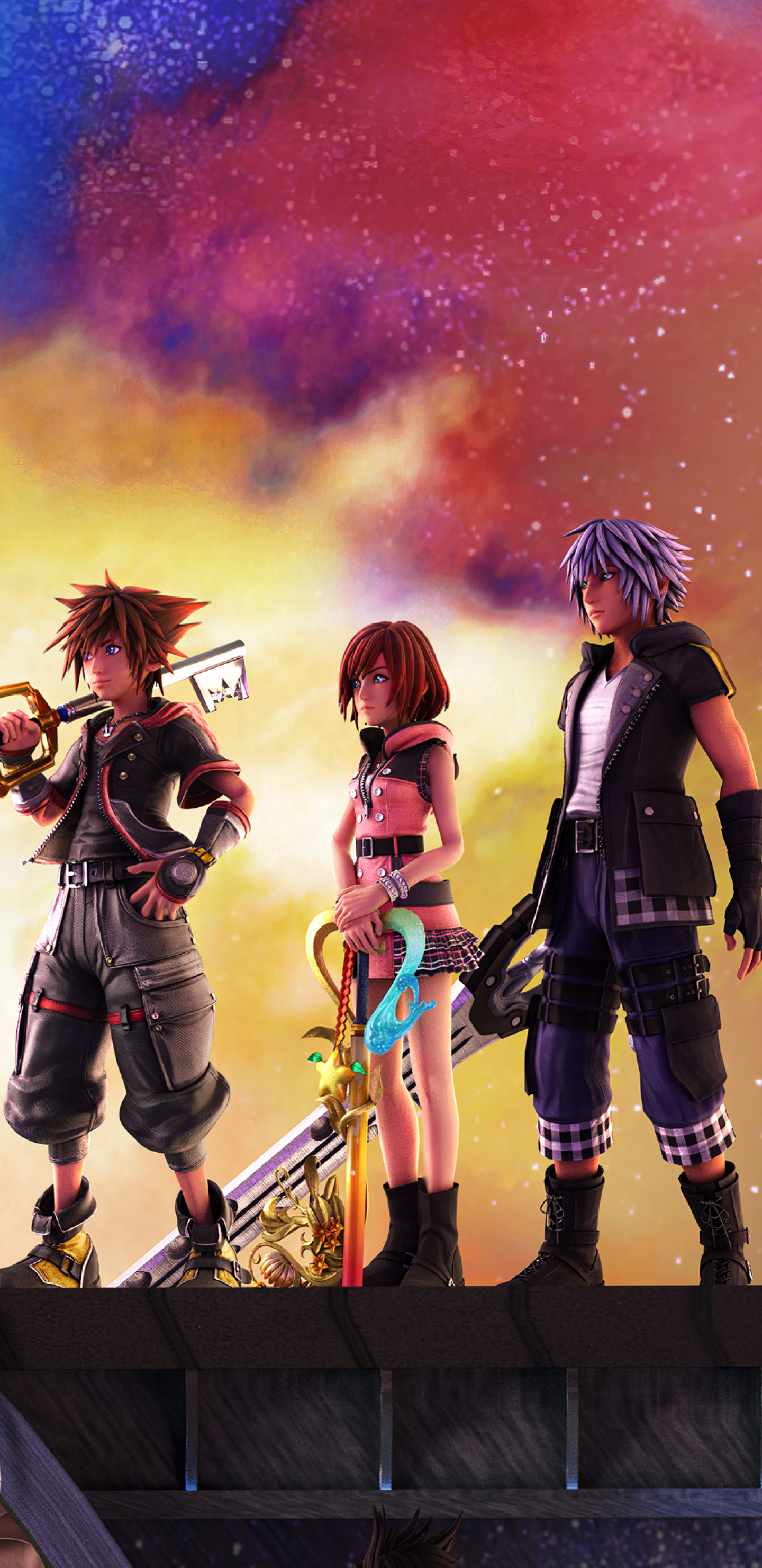 1440x2960 Kingdom Hearts 3 Samsung Galaxy Note 9 8 S9 S8 S8 Qhd